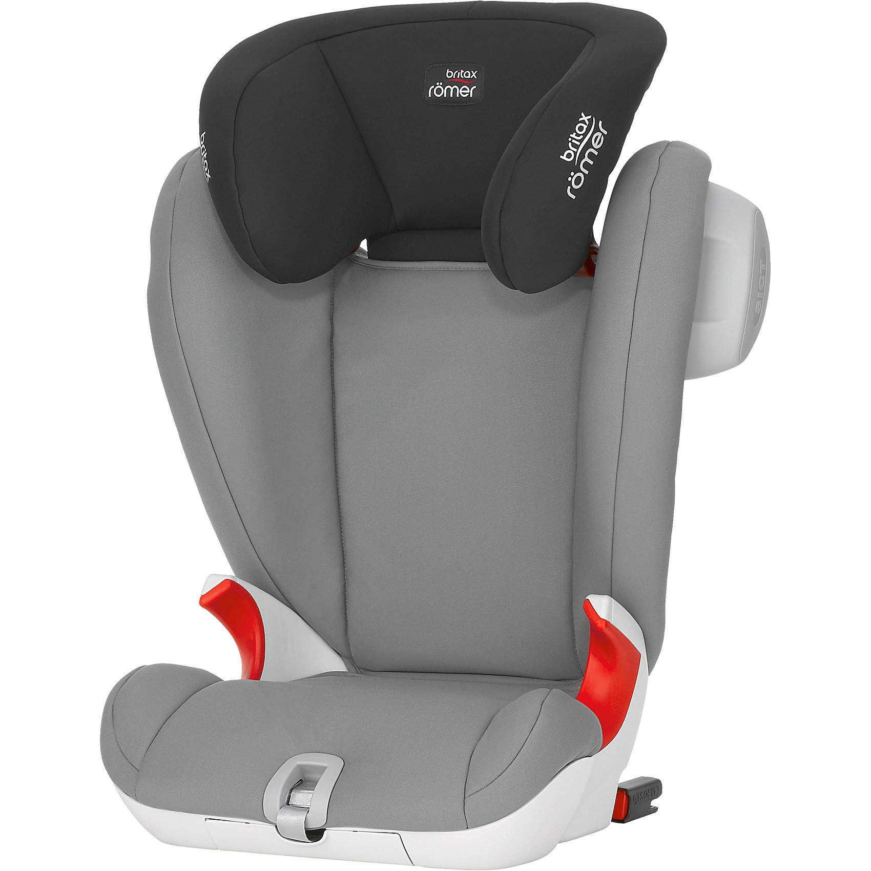 Britax Römer Автокресло KIDFIX SL SICT, 15-36 кг., Britax Roemer, Steel Grey цены онлайн