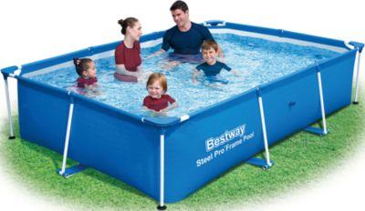 Каркасный бассейн 2300 л, Bestway