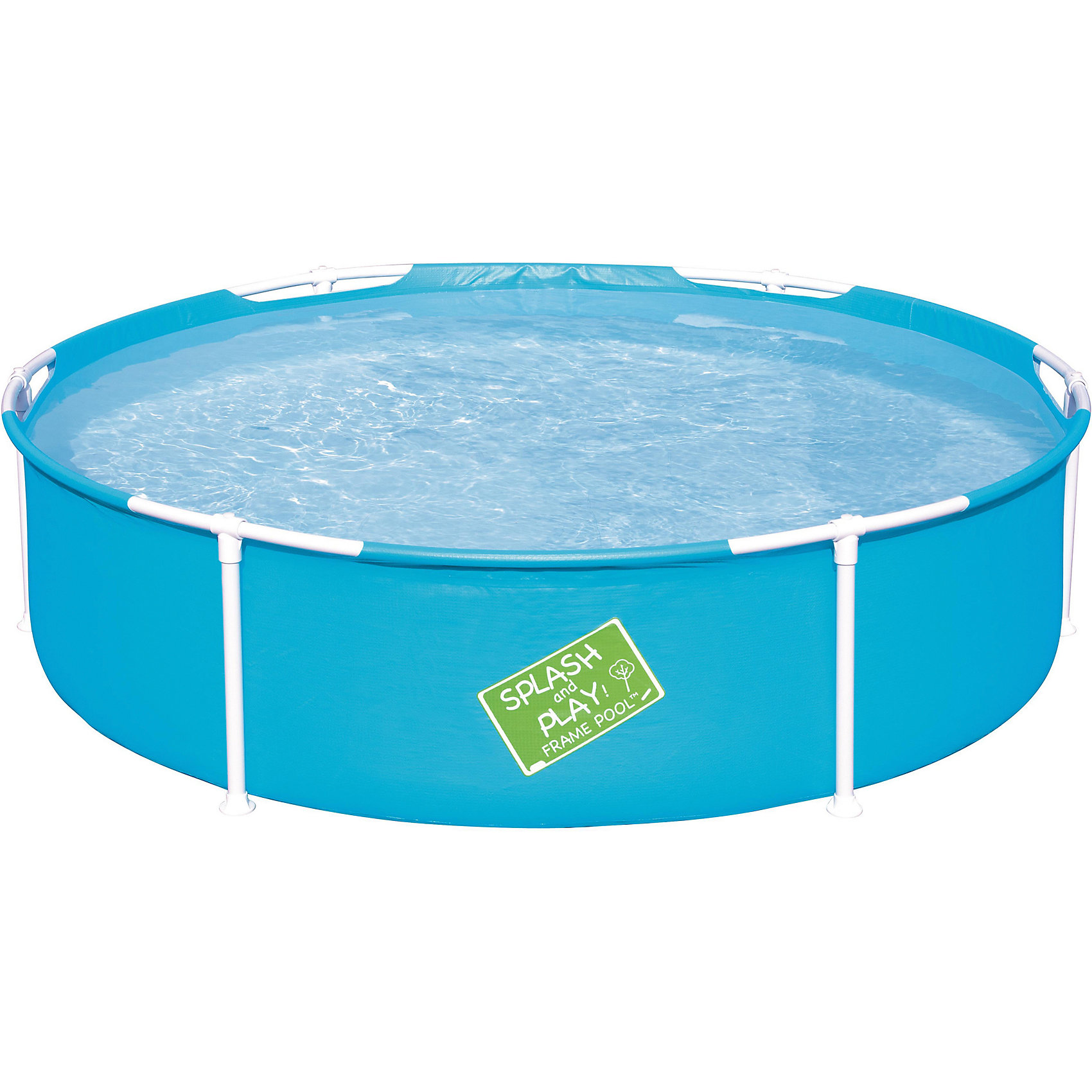Детский каркасный бассейн 580л, BestwayБассейны<br>Детский каркасный бассейн, Bestway, станет замечательным развлечением для Вашего ребенка в жаркие летние дни. Бассейн быстро и легко устанавливается, не требуя много времени и сил. Время наполнения воды в бассейн составляет не более 20 минут. Прочный каркас, способный выдерживать максимальные нагрузки, выполнен из нержавеющей стали, а бортики - из прочного материала, состоящего из трех слоев армированного ПВХ. Благодаря компактным размерам бассейн прекрасно впишется в размеры дачного участка и подойдет для отдыха на природе.<br><br>Дополнительная информация:<br><br>- Материал: трехслойный ПВХ, металл.<br>- Объем: 580 л.<br>- Размер: 152 х 38 см.<br>- Размер упаковки: 81 х 19,5 х 11,5 см.<br>- Вес: 5 кг. <br><br>Детский каркасный бассейн, Bestway, можно купить в нашем интернет-магазине.<br><br>Ширина мм: 810<br>Глубина мм: 195<br>Высота мм: 115<br>Вес г: 4900<br>Возраст от месяцев: 48<br>Возраст до месяцев: 96<br>Пол: Унисекс<br>Возраст: Детский<br>SKU: 4292354