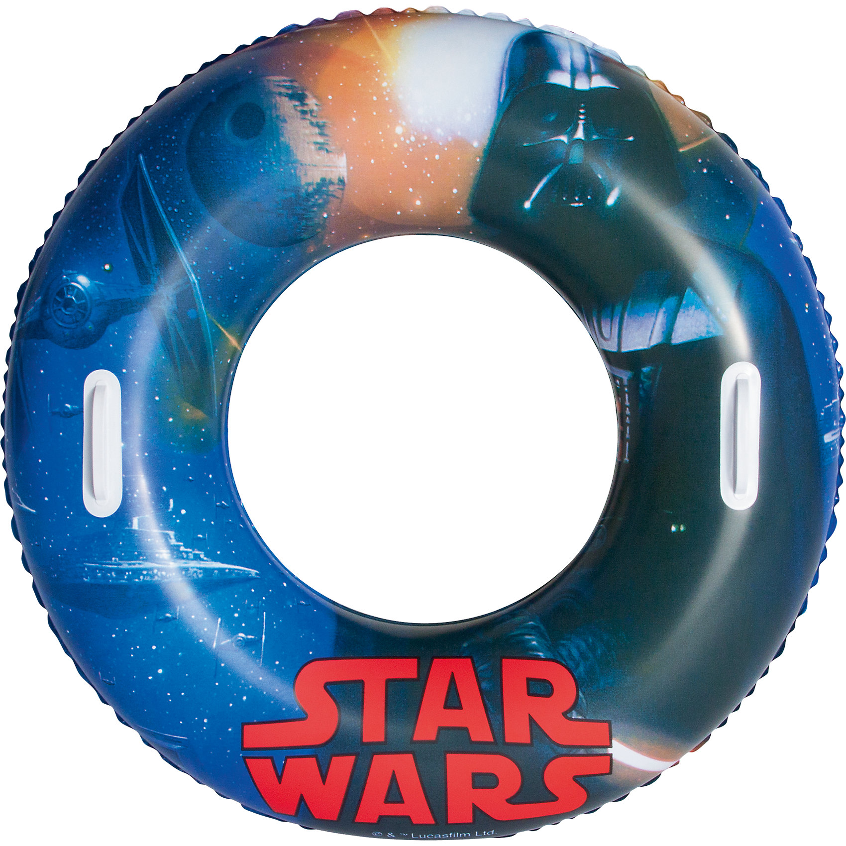 "Bestway Круг для плавания 91 см с ручками ""Звёздные войны"", Bestway"