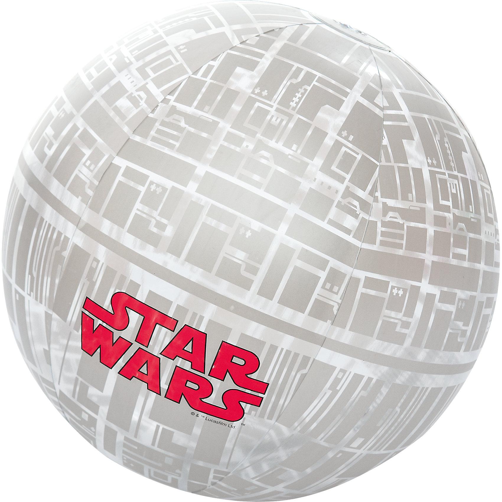 Мяч пляжный Космическая станция 61 см, Звёздные войны , BestwayПляжные мячи<br>Характеристики товара:<br><br>• материал: винил<br>• диаметр: 61 см<br>• надувной<br>• можно играть на воде и на суше<br>• прочный материал <br>• яркие цвета<br>• хорошо заметен на воде<br>• страна бренда: США, Китай<br>• страна производства: Китай<br><br>Это отличный способ обеспечить детям веселое времяпровождение! Такой мяч позволяет не только участвовать в активных играх, он поможет ребенку больше двигаться и поддерживать хорошую физическую форму.<br><br>Предмет сделаны из прочного материала, он легко надувается. Мяч легкий, его удобно брать с собой. Изделия произведены из качественных и безопасных для детей материалов.<br><br>Мяч пляжный Космическая станция 61 см, Звёздные войны от бренда Bestway (Бествей) можно купить в нашем интернет-магазине.<br><br>Ширина мм: 193<br>Глубина мм: 124<br>Высота мм: 35<br>Вес г: 141<br>Возраст от месяцев: 24<br>Возраст до месяцев: 2147483647<br>Пол: Мужской<br>Возраст: Детский<br>SKU: 4292364