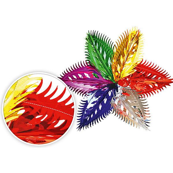 Украшение ЗвездаЁлочные игрушки<br>Фольгированное украшение Звезда прекрасно подойдет для декорирования любых интерьеров и поможет создать атмосферу праздника. <br><br>Дополнительная информация:<br><br>- Материал: фольгированная бумага.<br>- Размер: d -32 см.<br><br>Украшение Звезда можно купить в нашем магазине.<br>Ширина мм: 320; Глубина мм: 320; Высота мм: 30; Вес г: 100; Возраст от месяцев: 36; Возраст до месяцев: 2147483647; Пол: Унисекс; Возраст: Детский; SKU: 4293026;