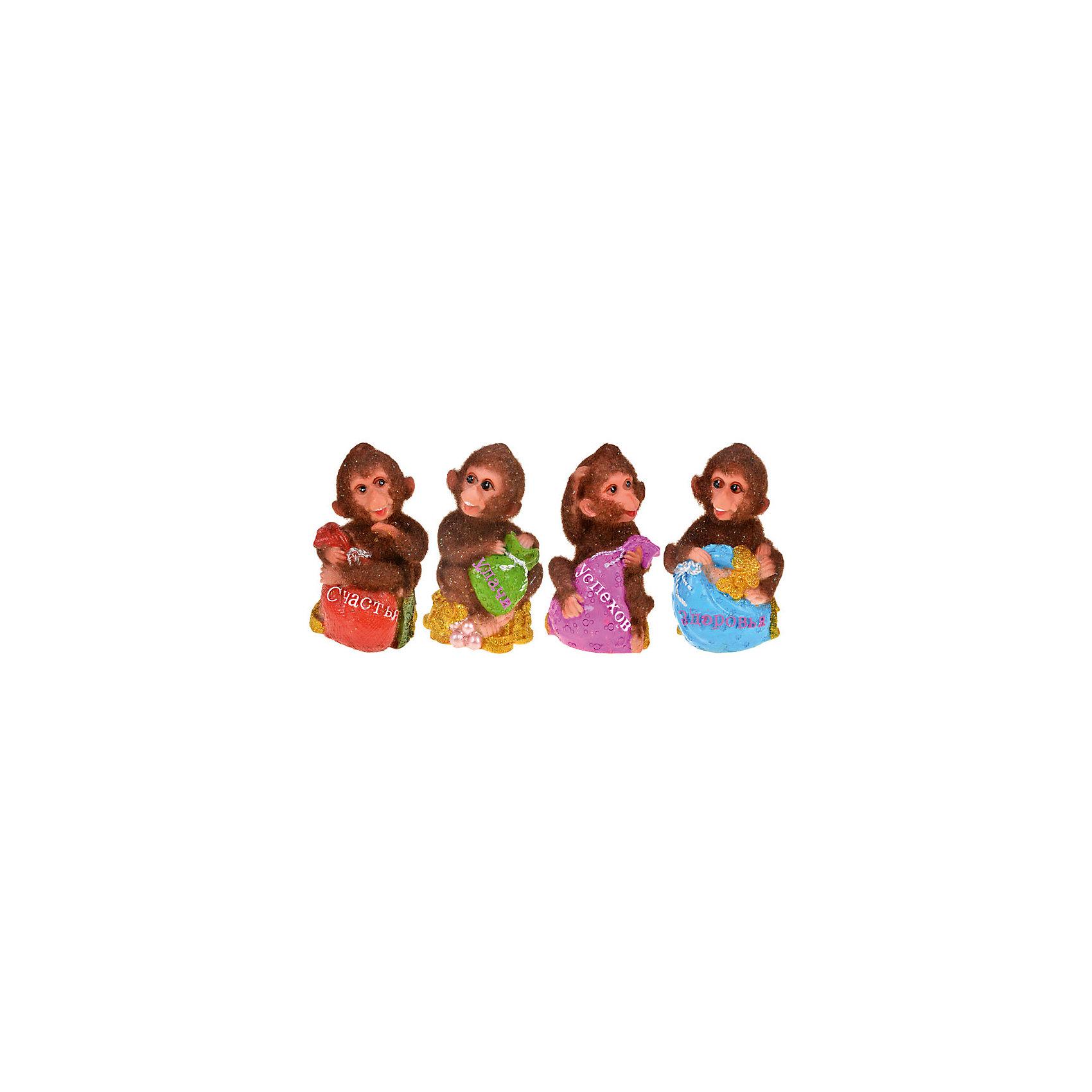 Статуэтка Пушистая обезьянка 6*6*9,5 смНовинки Новый Год<br>Декоративная статуэтка Пушистая обезьянка - прекрасный вариант для праздничного сувенира. Яркая статуэтка в виде символа года будет актуальным подарком абсолютно для каждого!   <br><br>Дополнительная информация:<br><br>- Материал: полистоун.<br>- Размер: 6х6х9,5 см.<br>- 4 фигурки в ассортименте.<br>ВНИМАНИЕ! Данный артикул представлен в разных вариантах исполнения. К сожалению, заранее выбрать определенный вариант невозможно. При заказе нескольких статуэток возможно получение одинаковых.<br><br>Статуэтку Пушистая обезьянка 6х6х9,5 см, можно купить в нашем магазине.<br><br>Ширина мм: 60<br>Глубина мм: 60<br>Высота мм: 950<br>Вес г: 250<br>Возраст от месяцев: 36<br>Возраст до месяцев: 2147483647<br>Пол: Унисекс<br>Возраст: Детский<br>SKU: 4293041