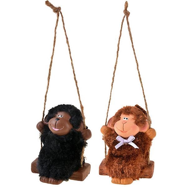 Керамическая фигурка Обезьяна на качелях, в ассортиментеЁлочные игрушки<br>Керамическая фигурка Обезьяна на качелях - прекрасный вариант для праздничного сувенира. Очаровательная фигурка в виде символа года будет актуальным подарком абсолютно для каждого!   <br><br>Дополнительная информация:<br><br>- Материал: полистоун, текстиль. <br>- Размер упаковки: 6х6х3 см.<br>- 2 фигурки в ассортименте.<br>ВНИМАНИЕ! Данный артикул представлен в разных вариантах исполнения. К сожалению, заранее выбрать определенный вариант невозможно. При заказе нескольких фигурок возможно получение одинаковых.<br><br>Керамическую фигурку Обезьяна на качелях, в ассортименте, можно купить в нашем магазине.<br><br>Ширина мм: 60<br>Глубина мм: 60<br>Высота мм: 30<br>Вес г: 250<br>Возраст от месяцев: 36<br>Возраст до месяцев: 2147483647<br>Пол: Унисекс<br>Возраст: Детский<br>SKU: 4293045