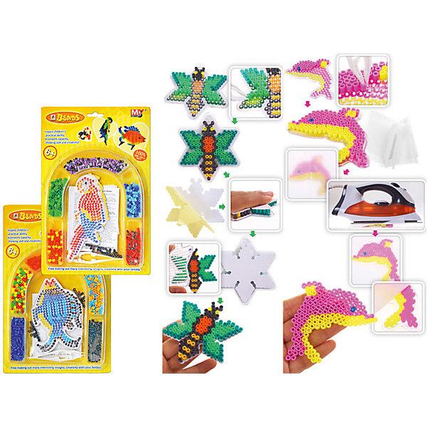 ТермомозайкаМозаика детская<br>Этот яркий набор для творчества обязательно понравится детям и станет прекрасным подарком на любой праздник. Выберите понравившуюся форму-трафарет, соберите мозаику по выбранной схеме, положите сверху термобумагу и прогладьте утюгом. После этого, положите мозаику под любой груз на 5 минут, детали должны плотно скрепиться между собой, снимите мозаику с основы и аккуратно отклейте термобумагу. Полученное изображение может служить украшением комнаты, игрушкой или же памятным сувениром, сделанным своими руками. <br><br>Дополнительная информация:<br><br>- Материал: пластик, бумага.<br>- Комплектация: цветные бусины, планшет, термобумага, инструкция.<br>- Размер упаковки: 33х21,5 см. <br>- 2 вида в ассортименте.<br>ВНИМАНИЕ! Данный артикул представлен в разных вариантах исполнения. К сожалению, заранее выбрать определенный вариант невозможно. При заказе нескольких мозаик возможно получение одинаковых.<br><br>Термомозаику, в ассортименте, можно купить в нашем магазине.<br>Ширина мм: 330; Глубина мм: 215; Высота мм: 25; Вес г: 225; Возраст от месяцев: 36; Возраст до месяцев: 2147483647; Пол: Унисекс; Возраст: Детский; SKU: 4293058;