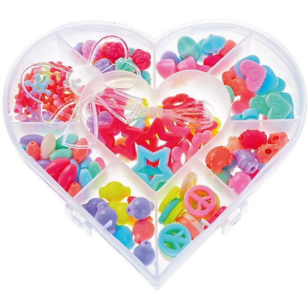 Набор подвесок для детской бижутерии СердцеПоследняя цена<br>Набор подвесок для детской бижутерии Сердце порадует всех юных модниц. Из ярких бусинок получится множество оригинальных и красивых украшений. Поделки из мелких деталей прекрасно развивают мелкую моторику и творческие способности ребенка. <br><br>Дополнительная информация:<br><br>- Материал: пластик.<br>- Размер упаковки: 14х15 см. <br>- Цвет: розовый, голубой, желтый, сиреневый.<br><br>Набор подвесок для детской бижутерии Сердце можно купить в нашем магазине.<br><br>Ширина мм: 140<br>Глубина мм: 150<br>Высота мм: 30<br>Вес г: 170<br>Возраст от месяцев: 36<br>Возраст до месяцев: 2147483647<br>Пол: Женский<br>Возраст: Детский<br>SKU: 4293059
