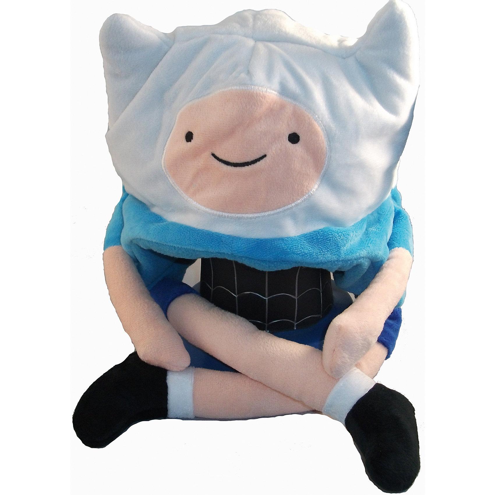 Шапка Финн, Время приключенийШапка Финн, Время приключений – это забавная шапка для настоящего поклонника мультсериала Время Приключений!<br>Мягкая, плюшевая шапка, выполненная в виде мальчика Финна из мультсериала Adventure Time (Приключения с Финном и Джейком), защитит от холода. Одев эту удобную, теплую и стильную шапку, Вы почувствуете себя Финном и попадете в различные веселые приключения! По размеру шапка подойдет на взрослого, на детскую голову подойдет как вторая шапка.<br><br>Дополнительная информация:<br><br>- Материал: плюш<br><br>Шапку Финн, Время приключений можно купить в нашем интернет-магазине.<br><br>Ширина мм: 200<br>Глубина мм: 250<br>Высота мм: 150<br>Вес г: 250<br>Возраст от месяцев: 108<br>Возраст до месяцев: 144<br>Пол: Унисекс<br>Возраст: Детский<br>SKU: 4293062