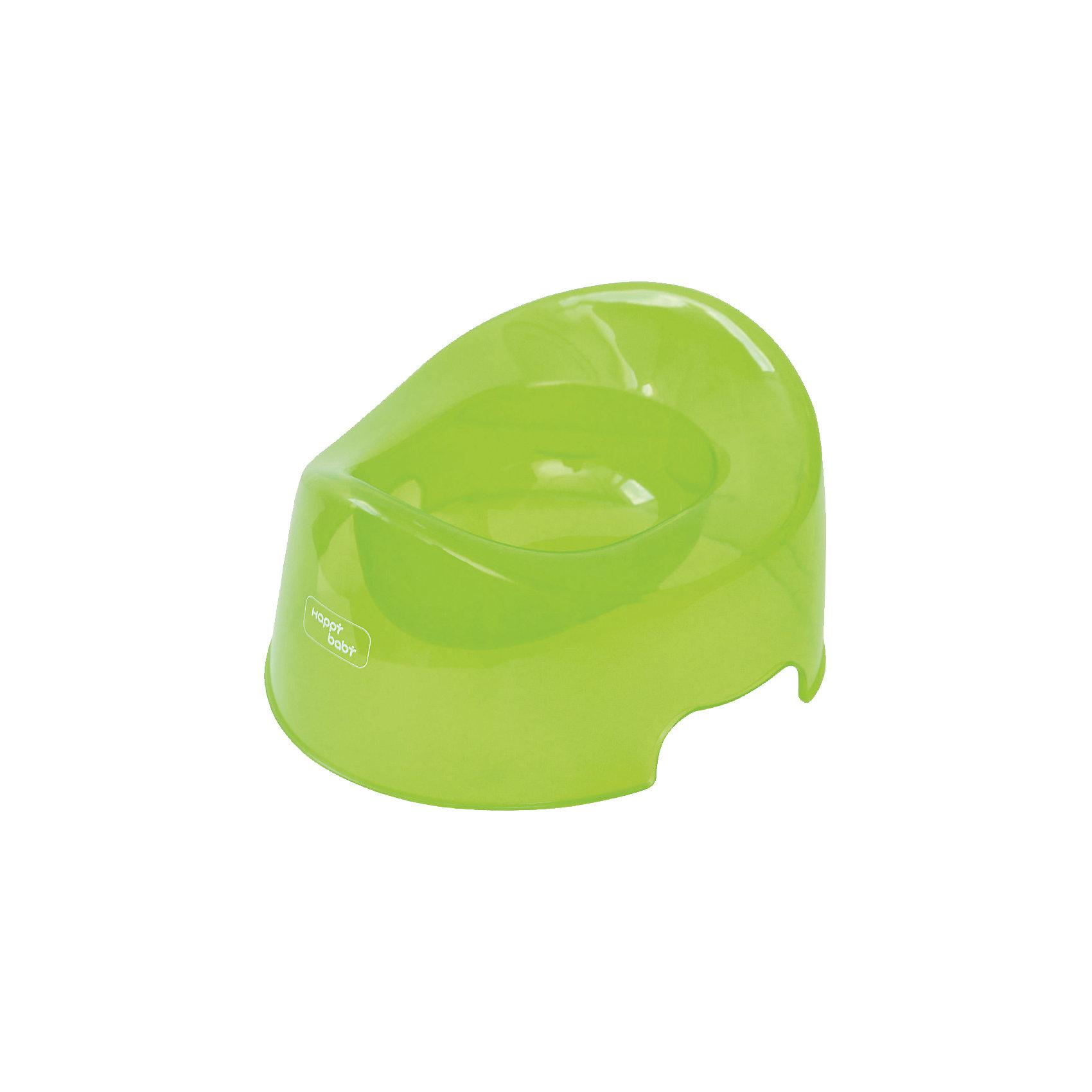 Горшок Happy Baby, зеленыйГоршки, сиденья для унитаза, стульчики-подставки<br>Горшок POTTY классической модели с завышенной спинкой поможет постепенно приучать ребёнка к горшку. Изготовленный из прочного и безо-<br>пасного пластика горшок с гладкой поверхностью лёгок в уходе, а расши-<br>ряющееся книзу основание придаёт ему устойчивость.<br><br>Дополнительная информация:<br><br>- Материал: полипропилен<br>- Размер: 59 х 27 х 38 см<br>- Устойчивый<br>- Завышенная спинка поддерживает малыша<br>- Яркие цвета<br><br>Горшок Happy Baby (Хэппи Бэби), зеленый можно купить в нашем магазине.<br><br>Ширина мм: 590<br>Глубина мм: 270<br>Высота мм: 380<br>Вес г: 400<br>Цвет: зеленый<br>Возраст от месяцев: 6<br>Возраст до месяцев: 36<br>Пол: Унисекс<br>Возраст: Детский<br>SKU: 4296079