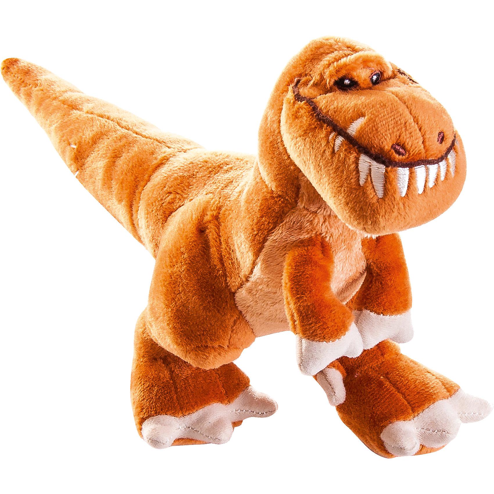 Disney Мягкая игрушка  Буч, 17 см, Хороший динозавр мягкая игрушка disney ушастик 17 см