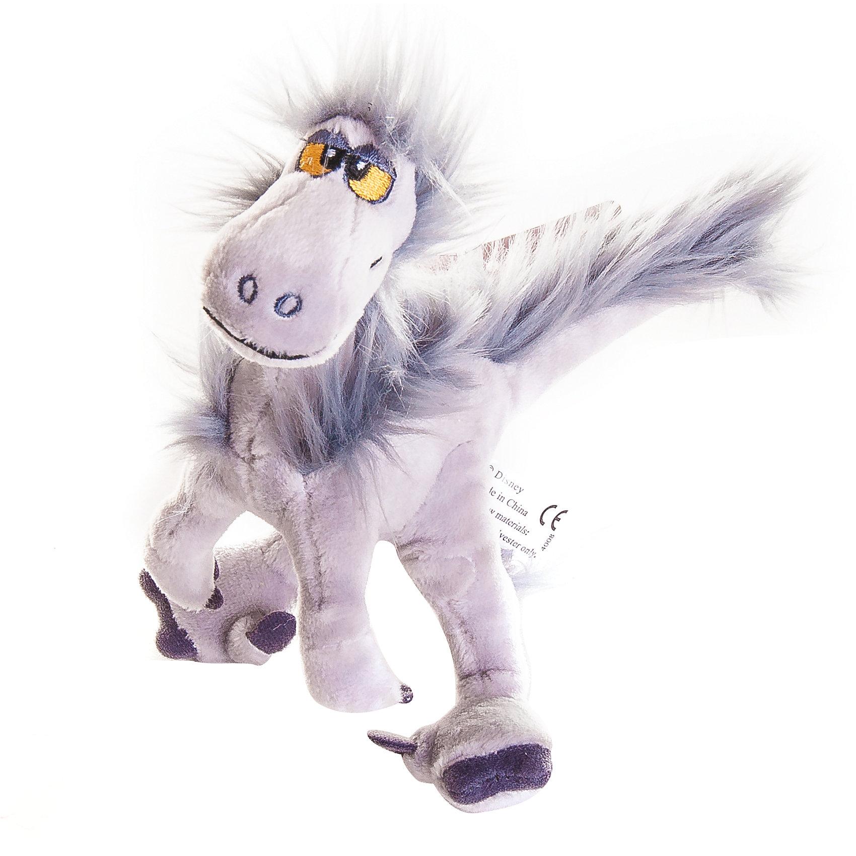 Мягкая игрушка  Раптор, 17 см, Хороший динозаврЗабавный динозавр Раптор  - оригинальная мягкая игрушка, которая станет приятным сюрпризом для детей любого возраста. Игрушка выполнена по мотивам нового диснеевского мультфильма Хороший динозавр (The Good Dinosaur) и внешне очень похожа на своего экранного персонажа. Рапторы - хищные динозавры, которые постоянно пытаются угнать стадо, принадлежащее семье тираннозавра Буча, персонажа мультика. У игрушечного Раптора серая шерстка с длинным ворсом по спине, имитирующим перья. Игрушка очень мягкая и приятная на ощупь, изготовлена из качественных экологичных материалов и совершенно безопасна для детского здоровья. Способствует развитию фантазии и воображения, тренирует тактильное и визуальное восприятие.<br><br>Дополнительная информация:<br><br>- Материал: плюш, синтепон.<br>- Высота игрушки: 17 см.<br>- Размер упаковки: 15 х 20 х 21 см.<br>- Вес: 55 гр.<br><br>Мягкую игрушку Раптор, Хороший динозавр, можно купить в нашем интернет-магазине.<br><br>Ширина мм: 150<br>Глубина мм: 200<br>Высота мм: 210<br>Вес г: 55<br>Возраст от месяцев: 36<br>Возраст до месяцев: 192<br>Пол: Унисекс<br>Возраст: Детский<br>SKU: 4302507