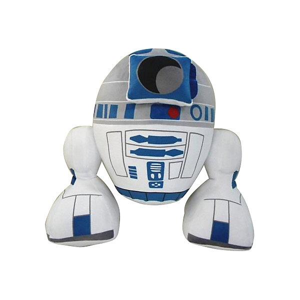 Мягкая игрушка Р2-Д2, 18 см, Звездные войныМягкие игрушки из мультфильмов<br>Забавный плюшевый робот R2-D2, Звездные войны  - оригинальная мягкая игрушка, которая станет приятным сюрпризом для детей любого возраста. Игрушка изображает популярного персонажа из знаменитой киноэпопеи Звездные войны (Star Wars) - робота R2-D2 и внешне очень похожа на своего экранного персонажа. Фигурка робота очень мягкая и приятная на ощупь, на корпусе хорошо прорисованы различные детали и схемы. Изготовлена из качественных экологичных материалов и совершенно безопасна для детского здоровья. <br><br>Дополнительная информация:<br><br>- Материал: плюш, синтепон.<br>- Высота игрушки: 18 см.<br>- Размер упаковки: 10 х 12 х 18 см.<br>- Вес: 100 гр.<br><br>Мягкую игрушку Р2-Д2, Звездные войны, можно купить в нашем интернет-магазине.<br><br>Ширина мм: 140<br>Глубина мм: 160<br>Высота мм: 110<br>Вес г: 99<br>Возраст от месяцев: 36<br>Возраст до месяцев: 1188<br>Пол: Мужской<br>Возраст: Детский<br>SKU: 4302511