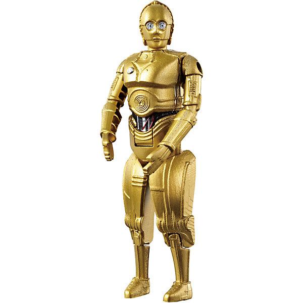 Яйцо-трансформер C 3PO, Звездные войныИгрушки<br>Яйцо-трансформер C 3PO, Звездные войны  - оригинальная игрушка, которая станет приятным сюрпризом для всех поклонников знаменитой киноэпопеи Звездные войны (Star Wars). В наборе Вы найдете необычное яйцо золотистого цвета, которое при помощи нескольких движений превращается в фигурку одного из популярных персонажей фильма - забавного робота-андроида Си Три-Пи-О. Фигурка с золотистым корпусом изготовлена из высококачественного пластика, прекрасно детализирована, руки и ноги подвижны. В серии яиц-трансформеров от фирмы Bandai представлена целая галерея популярных персонажей Звездных войн, собранные вместе они составят оригинальную коллекцию.  <br><br>Дополнительная информация:<br><br>- Материал: пластик.<br>- Высота фигурки: 10 см.<br>- Размер упаковки: 12,5 х 17 х 5,5 см.<br>- Вес: 105 гр.<br><br>Яйцо-трансформер C 3PO, Звездные войны, Bandai, можно купить в нашем интернет-магазине.<br><br>Ширина мм: 120<br>Глубина мм: 170<br>Высота мм: 55<br>Вес г: 87<br>Возраст от месяцев: 60<br>Возраст до месяцев: 192<br>Пол: Мужской<br>Возраст: Детский<br>SKU: 4302522