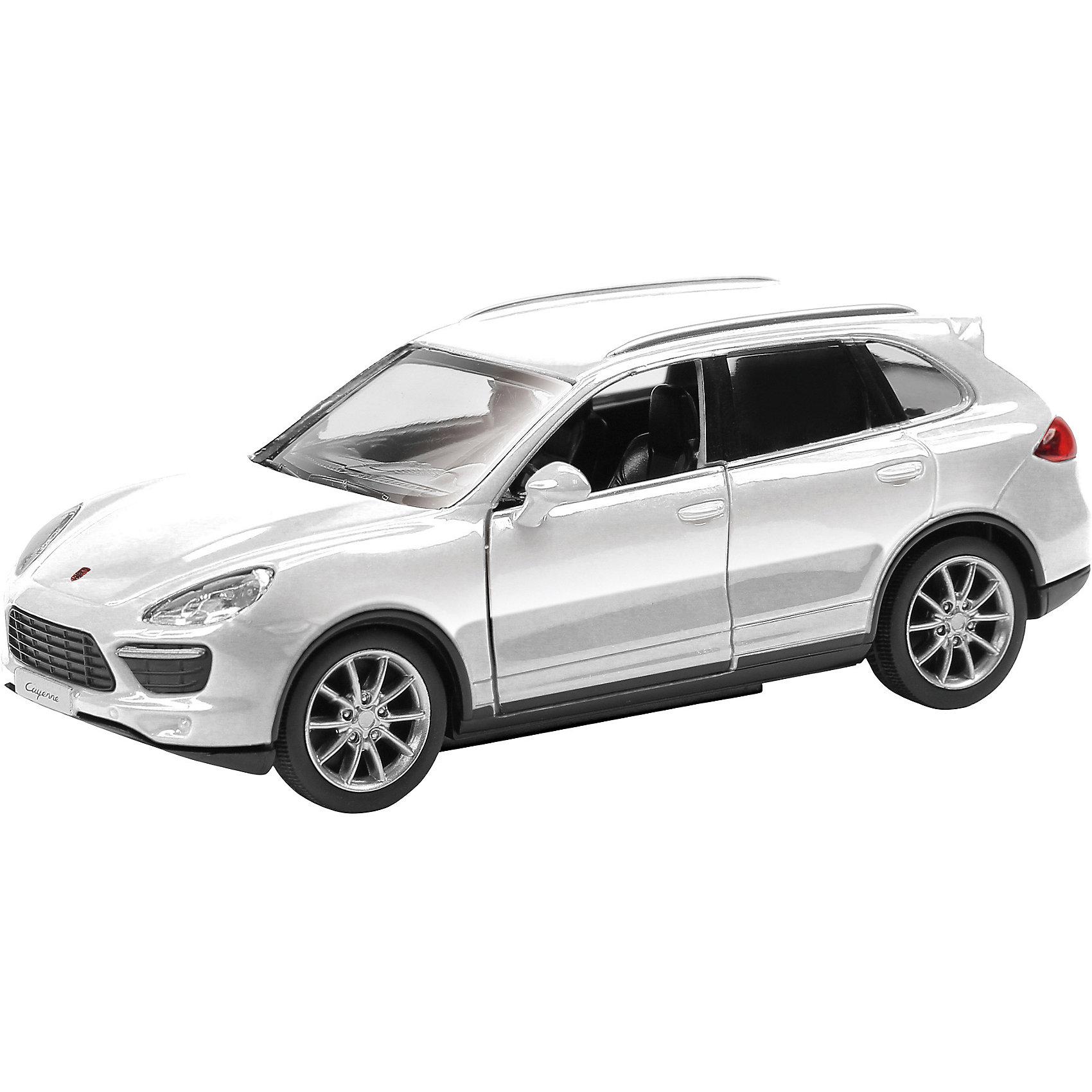 ������� Porsche Cayenne Turbo, KRUTTI