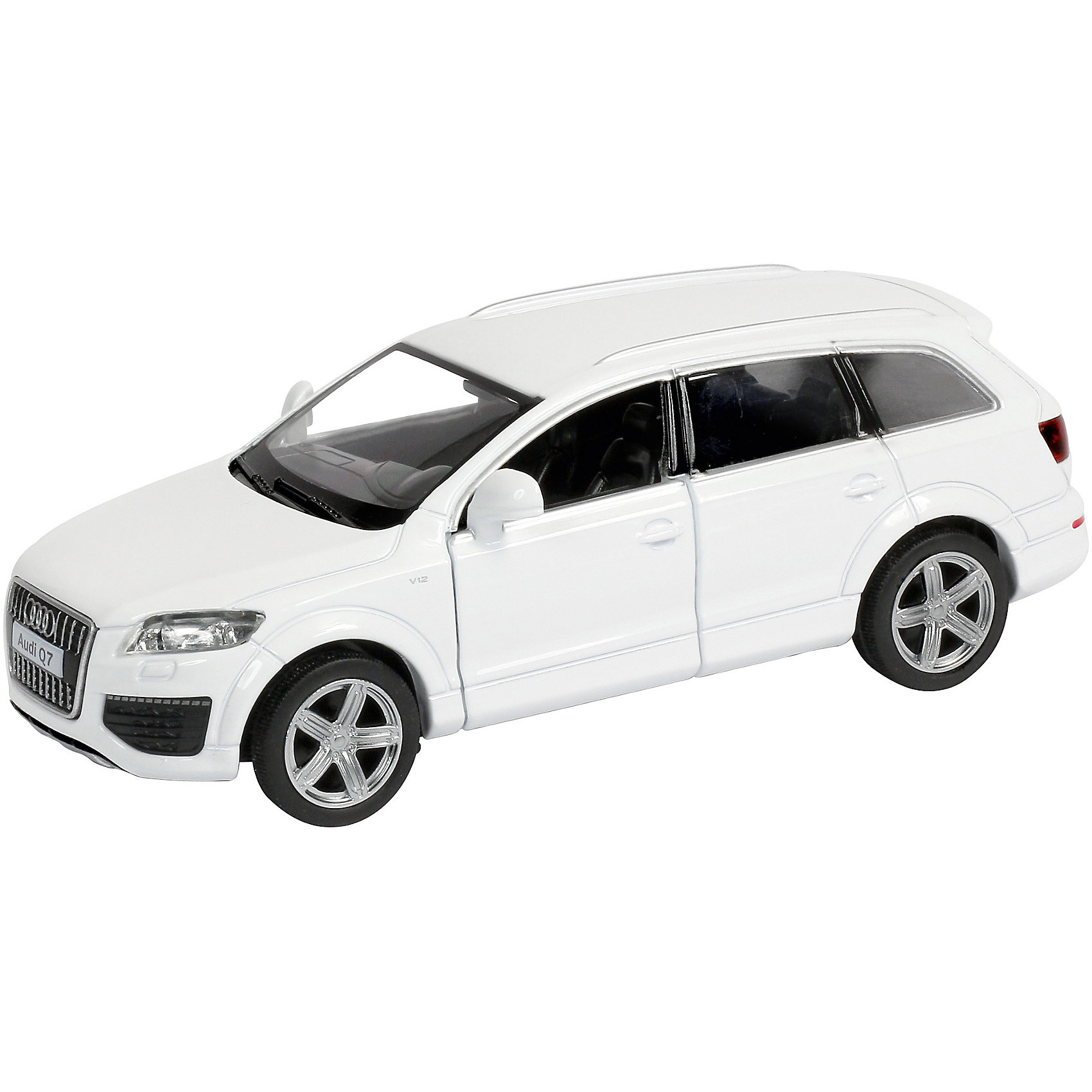 KRUTTI Машинка Audi Q7 V12, KRUTTI машина на радиоуправлении rastar audi q7 1 24