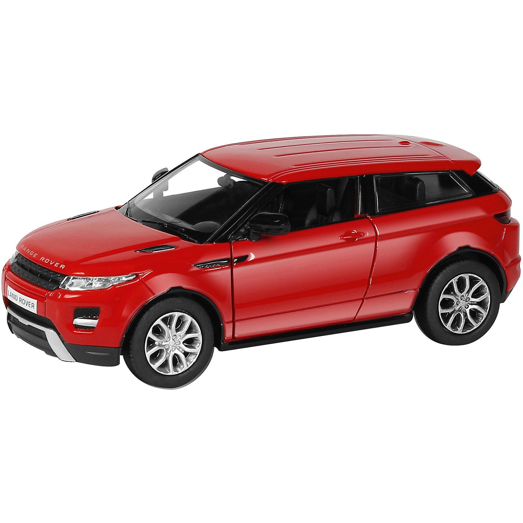 Машинка Range Rover Evoque, KRUTTIНевероятно стильная и красивая модель, выполненная в масштабе 1:36 приведет в восторг любого мальчишку. Машина прекрасно детализирована, очень похожа на настоящую. Колеса свободно вращаются, двери открываются. Игрушка выполнена из высококачественных прочных материалов. Автомобиль займет достойное место в коллекции вашего юного автолюбителя.  <br><br>Дополнительная информация:<br><br>- Масштаб: 1:36.<br>- Материал: металл, пластик, резина. <br>- Размер: 12,5х5,5х4,5 см.<br>- Функции: свободный ход колес, открывающиеся двери.<br><br>Машинку Range Rover Evoque, KRUTTI (Крутти), можно купить в нашем магазине.<br><br>Ширина мм: 170<br>Глубина мм: 80<br>Высота мм: 70<br>Вес г: 236<br>Возраст от месяцев: 36<br>Возраст до месяцев: 168<br>Пол: Мужской<br>Возраст: Детский<br>SKU: 4304452