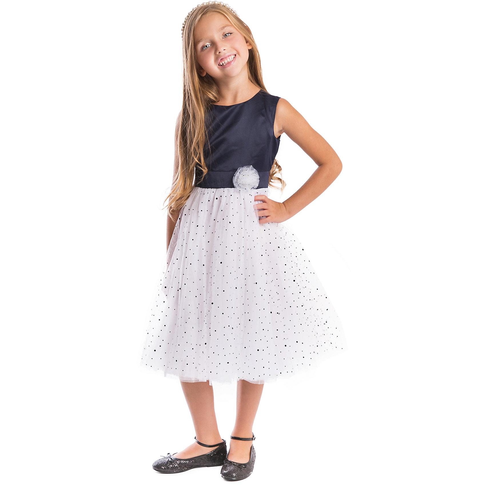 Платье PlayTodayОдежда<br>Платье PlayToday <br><br>Состав: Верх: 100% полиэстер, Подкладка: 100% хлопок <br><br>Это платье для тех, кому надоели костюмы снежинок и принцесс. <br>Пышная сетчатая юбка блестит и переливается, пайетки смотрятся классно, как звездная пыль. <br>Платья такого стиля девушки начали носить в послевоенное время (50-е года). <br>Блестки разного размера – новый тренд.<br><br>Ширина мм: 236<br>Глубина мм: 16<br>Высота мм: 184<br>Вес г: 177<br>Цвет: синий<br>Возраст от месяцев: 36<br>Возраст до месяцев: 48<br>Пол: Женский<br>Возраст: Детский<br>Размер: 104,98,110,122,128,116<br>SKU: 4305387