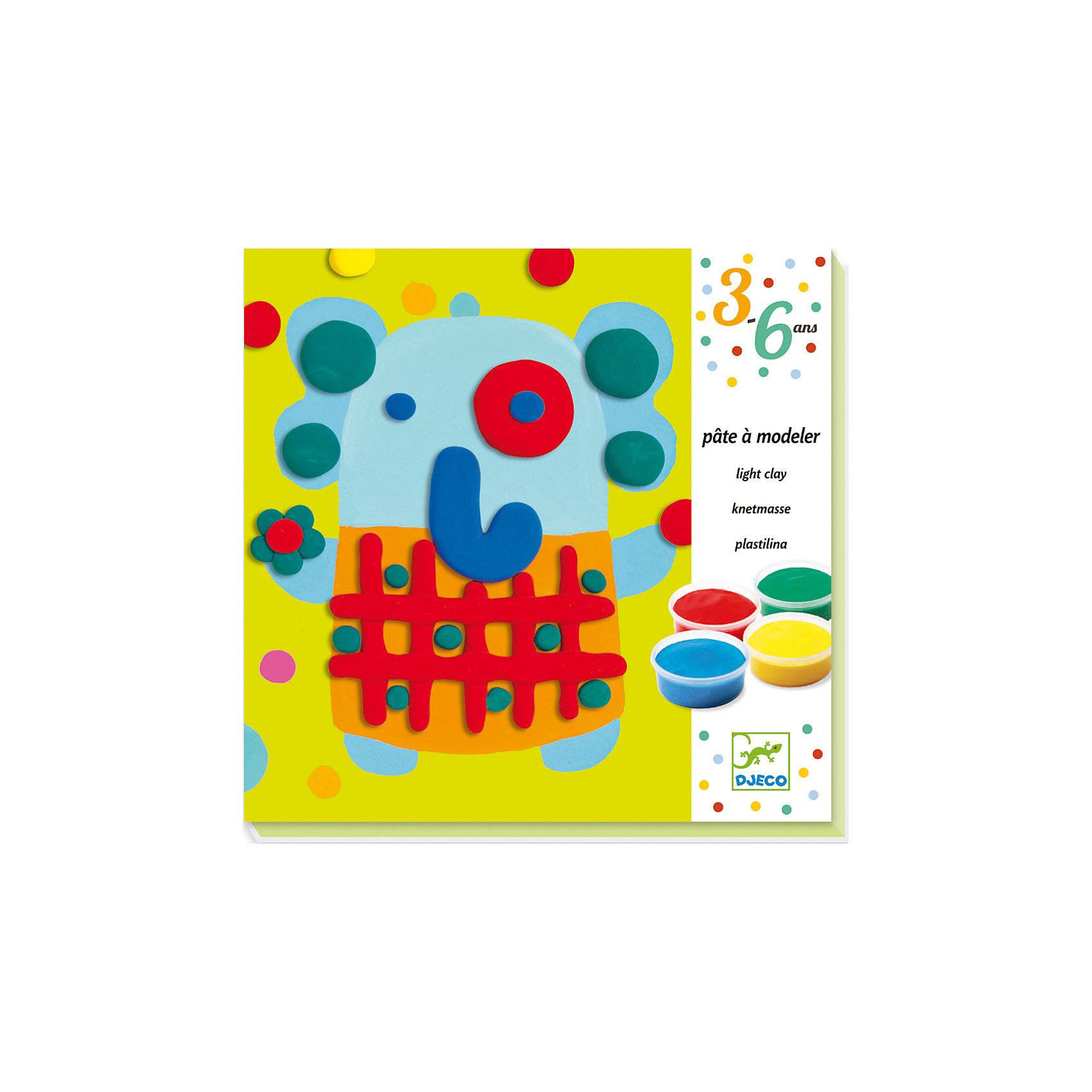 Набор для творчества из пластилина «Крокро»