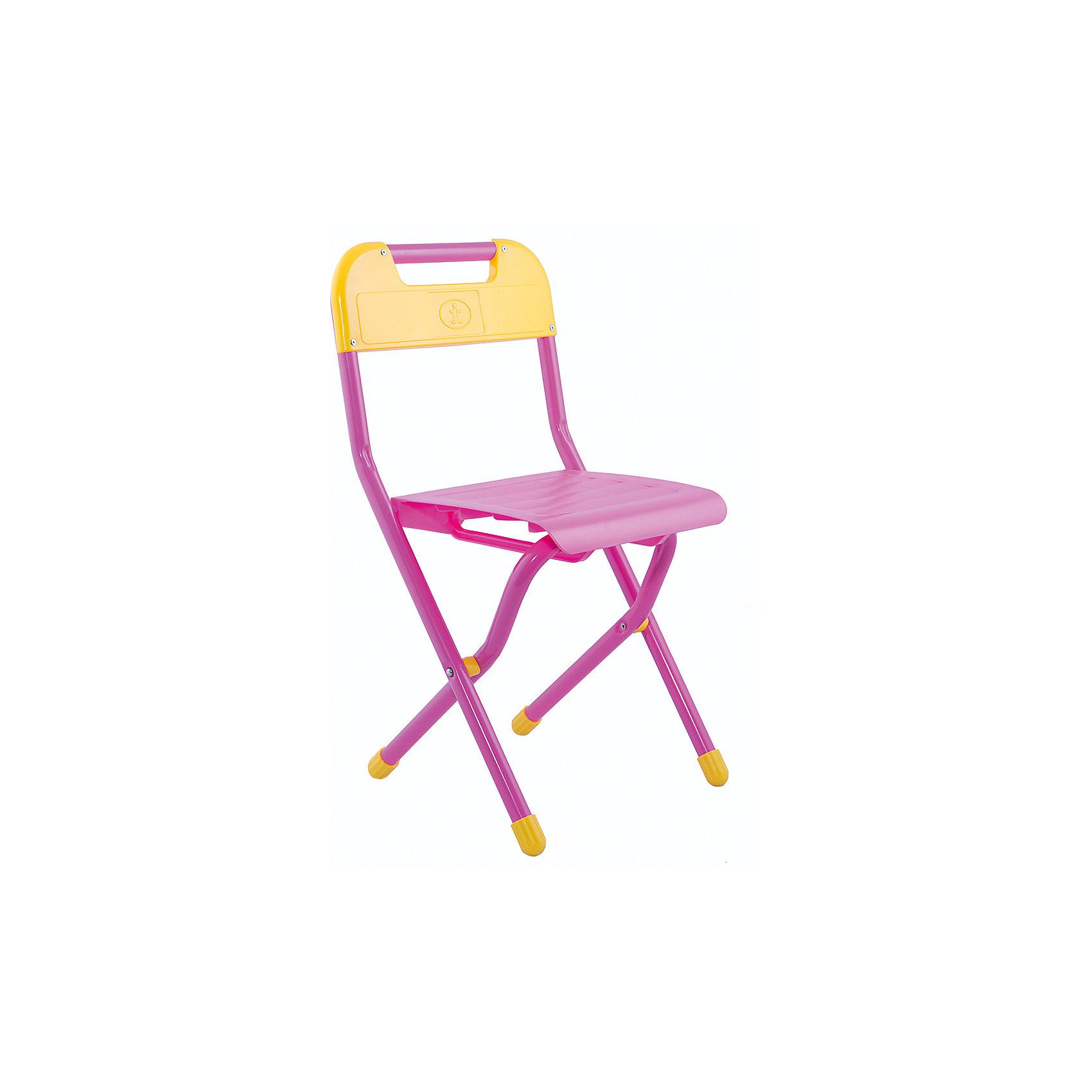 Стул (2-5 лет), Дэми, розовый