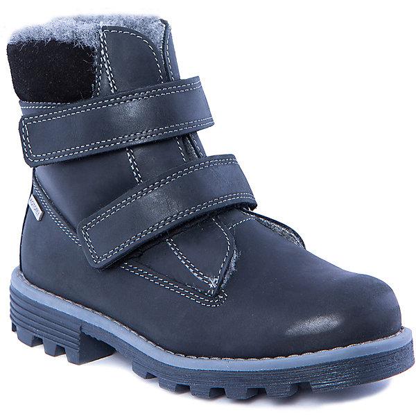 Ботинки для мальчика КотофейБотинки<br>Ботинки для мальчика от известного российского бренда Котофей<br><br>Теплые модные ботинки помогут защитить детские ножки от сырости и холода. Они легко надеваются, комфортно садятся по ноге.<br><br>Особенности модели: <br><br>- цвет - черный;<br>- голенище полностью закрывает голеностоп;<br>- верх – натуральная кожа;<br>- комфортная колодка;<br>- подкладка утепленная;<br>- вид крепления – клеевой;<br>- контрастная прошивка;<br>- амортизирующая устойчивая подошва;<br>- застежка - липучка.<br><br>Дополнительная информация:<br><br>Температурный режим: <br><br>от 0° С до -25° С<br><br>Состав:<br>верх – натуральная кожа;<br>подкладка - шерстяной мех;<br>подошва - ТЭП.<br><br>Ботинки для мальчика Котофей можно купить в нашем магазине.<br><br>Ширина мм: 262<br>Глубина мм: 176<br>Высота мм: 97<br>Вес г: 427<br>Цвет: черный<br>Возраст от месяцев: 108<br>Возраст до месяцев: 120<br>Пол: Мужской<br>Возраст: Детский<br>Размер: 33,37,32,34,35,36<br>SKU: 4315334