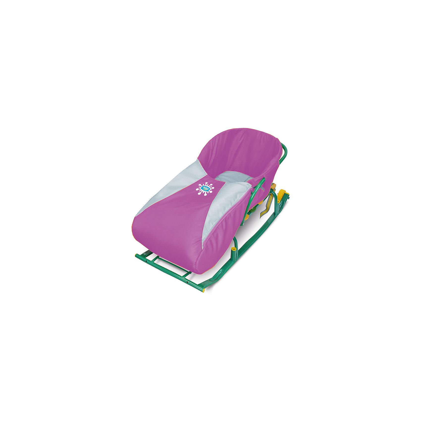Сиденье с чехлом д/ног, НикаСиденье с чехлом для ног, Ника, обеспечит комфорт и удобство малыша во время зимних прогулок. Сиденье отлично подходит для всех санок Ника, а также для санок других производителей. Яркий и привлекательный дизайн обязательно понравится малышу. Сиденье выполнено из прочной влаго- и ветронепроницаемой ткани, внутренний утеплитель - синтепон не даст ребенку замерзнуть. Имеется удобная застежка-молния и светоотражающий кант. Чехол для ног отстегивается. Сиденье прочно крепится к санкам с помощью липучек.<br><br>Дополнительная информация:<br><br>- Цвет: розовый.<br>- Материал: ткань оксфорд, синтепон.<br>- Размер сиденья: 70 х 22 х 30 см.<br>- Вес: 0,4 кг.<br><br>Сиденье с чехлом д/ног, розовый, Ника, можно купить в нашем интернет-магазине.<br><br>Ширина мм: 690<br>Глубина мм: 380<br>Высота мм: 300<br>Вес г: 375<br>Возраст от месяцев: 12<br>Возраст до месяцев: 60<br>Пол: Женский<br>Возраст: Детский<br>SKU: 4317138
