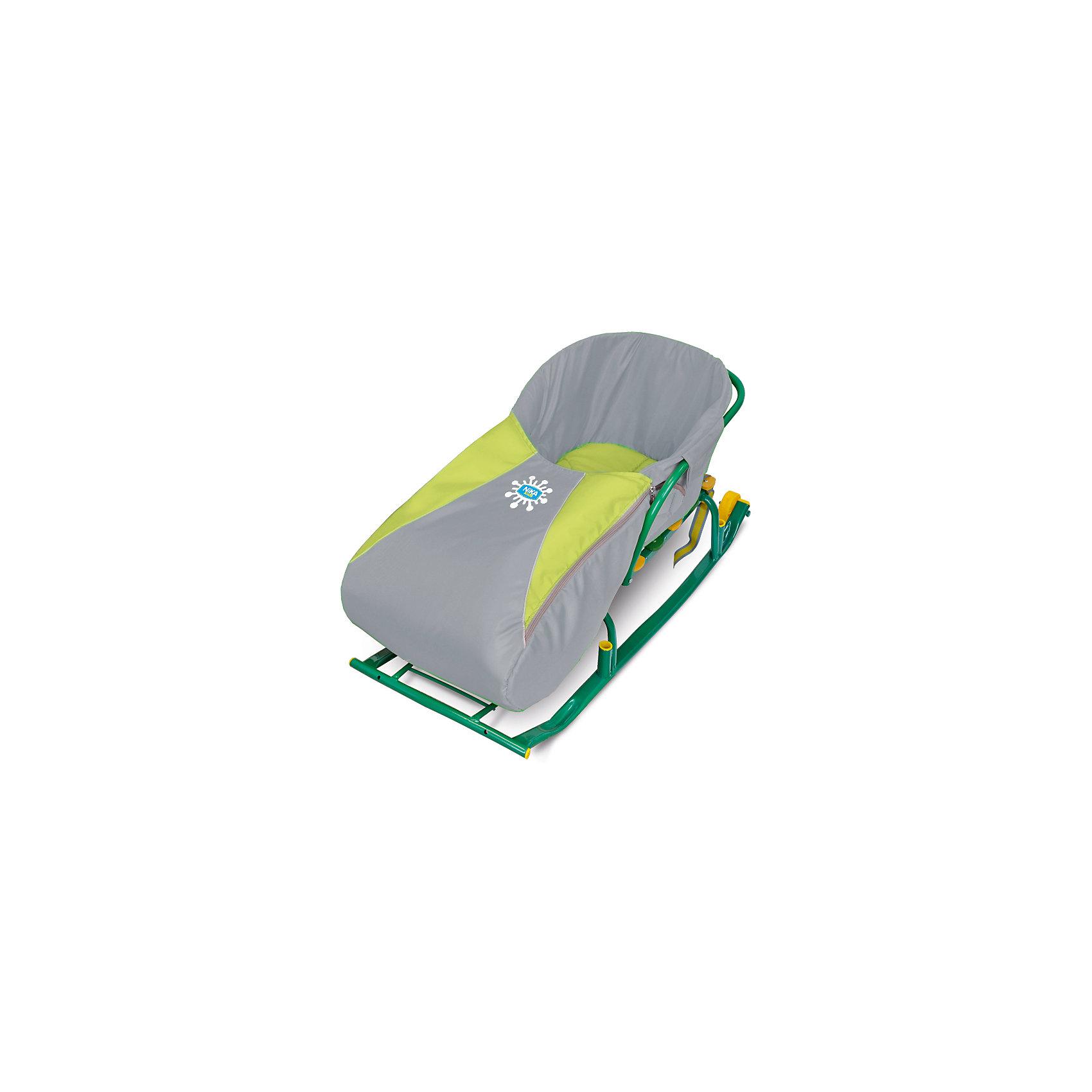 Сиденье с чехлом д/ног, НикаСиденье с чехлом для ног, Ника, обеспечит комфорт и удобство малыша во время зимних прогулок. Сиденье отлично подходит для всех санок Ника, а также для санок других производителей. Яркий и привлекательный дизайн обязательно понравится малышу. Сиденье выполнено из прочной влаго- и ветронепроницаемой ткани, внутренний утеплитель - синтепон не даст ребенку замерзнуть. Имеется удобная застежка-молния и светоотражающий кант. Чехол для ног отстегивается. Сиденье прочно крепится к санкам с помощью липучек.<br><br>Дополнительная информация:<br><br>- Цвет: серебро.<br>- Материал: ткань оксфорд, синтепон.<br>- Размер сиденья: 70 х 22 х 30 см.<br>- Вес: 0,4 кг.<br><br>Сиденье с чехлом д/ног, серебро, Ника, можно купить в нашем интернет-магазине.<br><br>Ширина мм: 690<br>Глубина мм: 380<br>Высота мм: 300<br>Вес г: 375<br>Возраст от месяцев: 12<br>Возраст до месяцев: 60<br>Пол: Унисекс<br>Возраст: Детский<br>SKU: 4317139