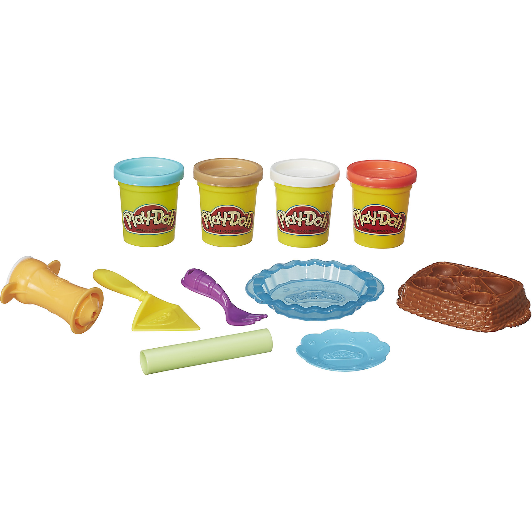 """Игровой набор """"Ягодные тарталетки"""", Play-Doh от myToys"""