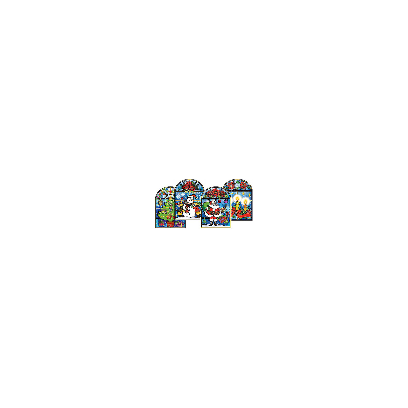 Наклейка на стекло Новогодний вечер, в ассортиментеНаклейка на стекло Новогодний вечер, в ассортименте – этот новогодний аксессуар создаст в доме праздничную атмосферу.<br>Наклейка на стекло Новогодний вечер – это оригинальное новогоднее украшение, которое в сочетании с елкой довершит чудесное преобразование интерьера перед праздником. Украшение предназначено для декорирования стеклянных поверхностей. С его помощью можно оригинально украсить окна, стекла межкомнатных дверей, а так же зеркальные поверхности.<br><br>Дополнительная информация:<br><br>- В ассортименте 4 дизайна<br>- Размер упаковки: 30 х 20 см.<br>- Вес: 30 гр.<br>- ВНИМАНИЕ! Данный артикул представлен в разных вариантах исполнения. К сожалению, заранее выбрать определенный вариант невозможно. При заказе нескольких наборов возможно получение одинаковых<br><br>Наклейку на стекло Новогодний вечер, в ассортименте можно купить в нашем интернет-магазине.<br><br>Ширина мм: 300<br>Глубина мм: 200<br>Высота мм: 3<br>Вес г: 30<br>Возраст от месяцев: 36<br>Возраст до месяцев: 2147483647<br>Пол: Унисекс<br>Возраст: Детский<br>SKU: 4319567
