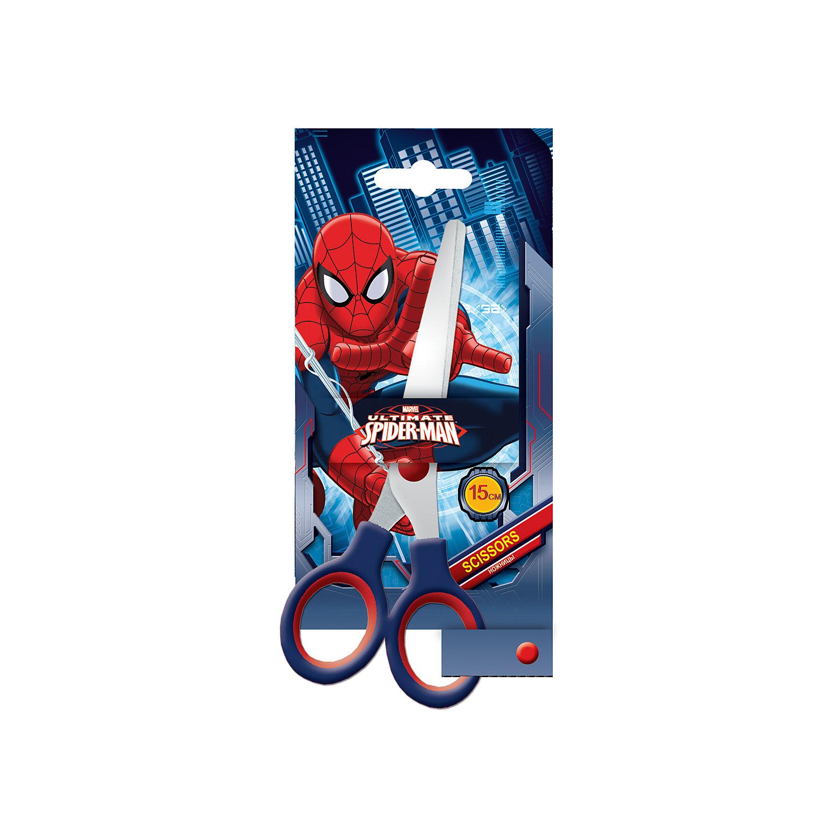 Академия групп Ножницы Человек-Паук 15 см академия групп пенал человек паук