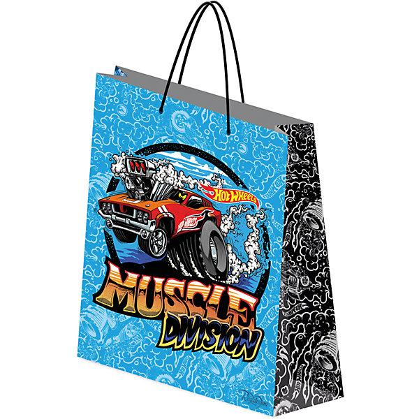 Подарочный пакет Hot Wheels 28*34*9 смДетские подарочные пакеты<br>Красиво упакованный подарок приятно получать вдвойне! Яркий пакет с любимыми героями станет прекрасным дополнением к любому подарку. <br><br>Дополнительная информация:<br><br>- Материал: бумага.<br>- Размер: 28 х 34 х 9 см.<br>- Эффект: матовая ламинация. <br><br>Подарочный пакет Hot Wheels (Хот Вилс), 28 х 34 х 9 см., можно купить в нашем магазине.<br>Ширина мм: 2; Глубина мм: 280; Высота мм: 340; Вес г: 61; Возраст от месяцев: 48; Возраст до месяцев: 96; Пол: Мужской; Возраст: Детский; SKU: 4319935;
