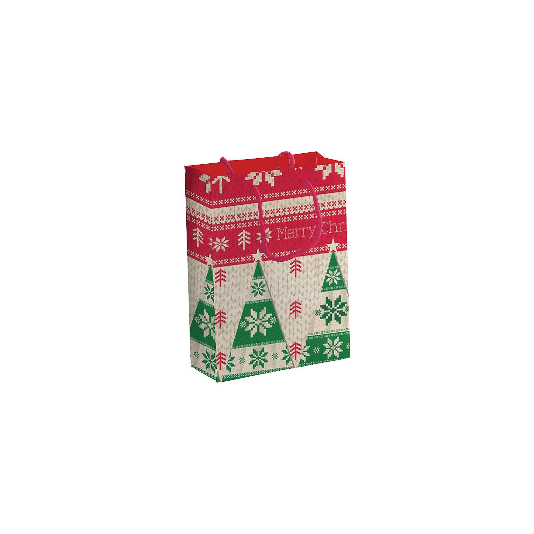 Подарочный пакет 33*43*10 см