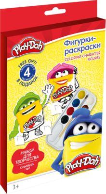 Академия групп Фигурки-раскраски Play Doh