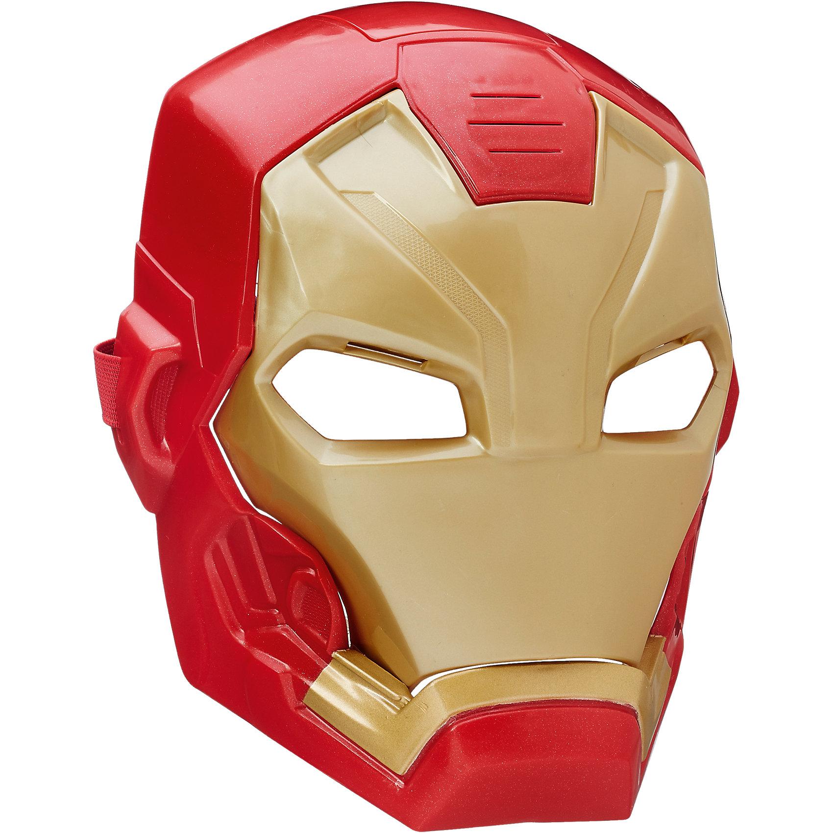 Электронная маска Железного Человека от myToys