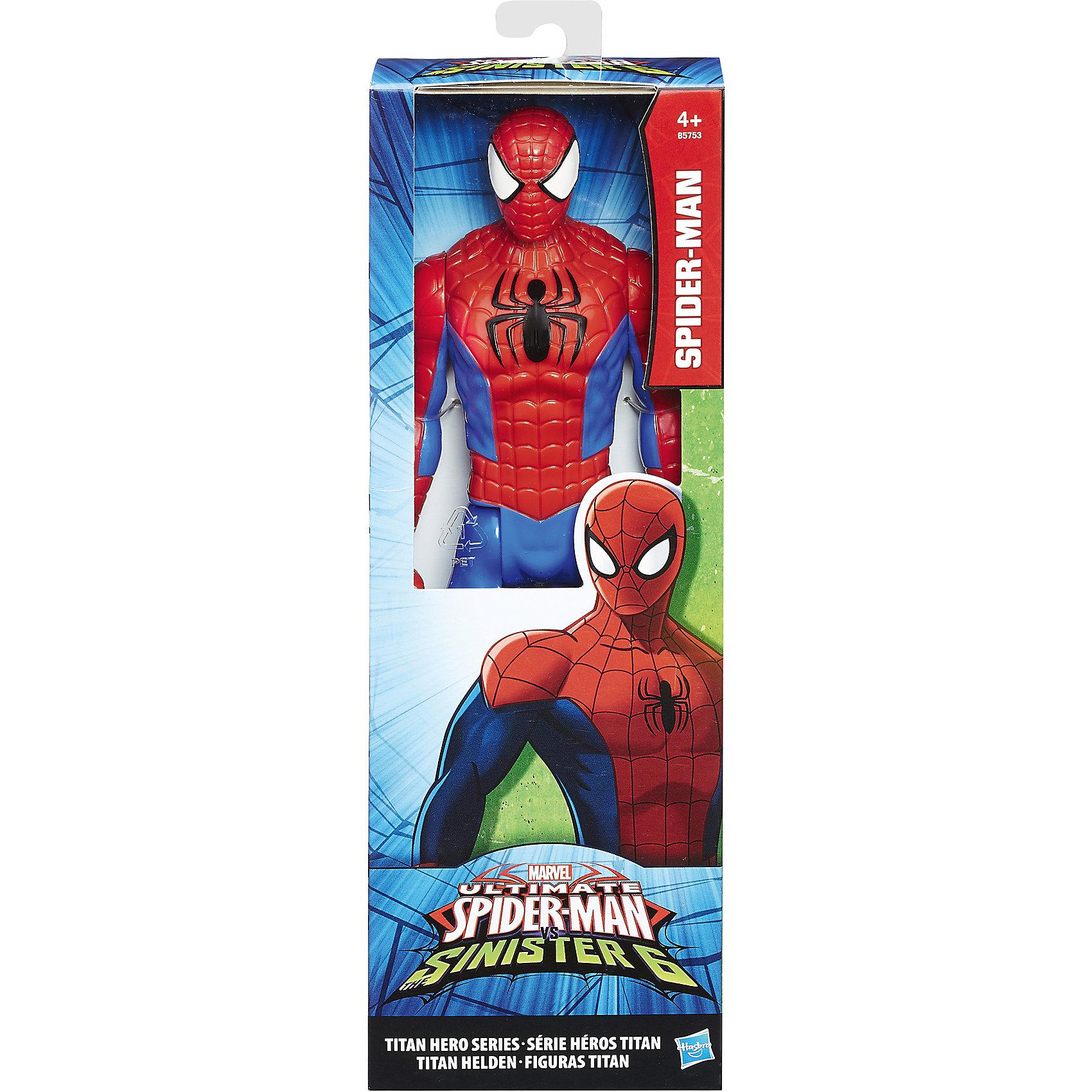Титаны: Совершенный Человек-паук от myToys