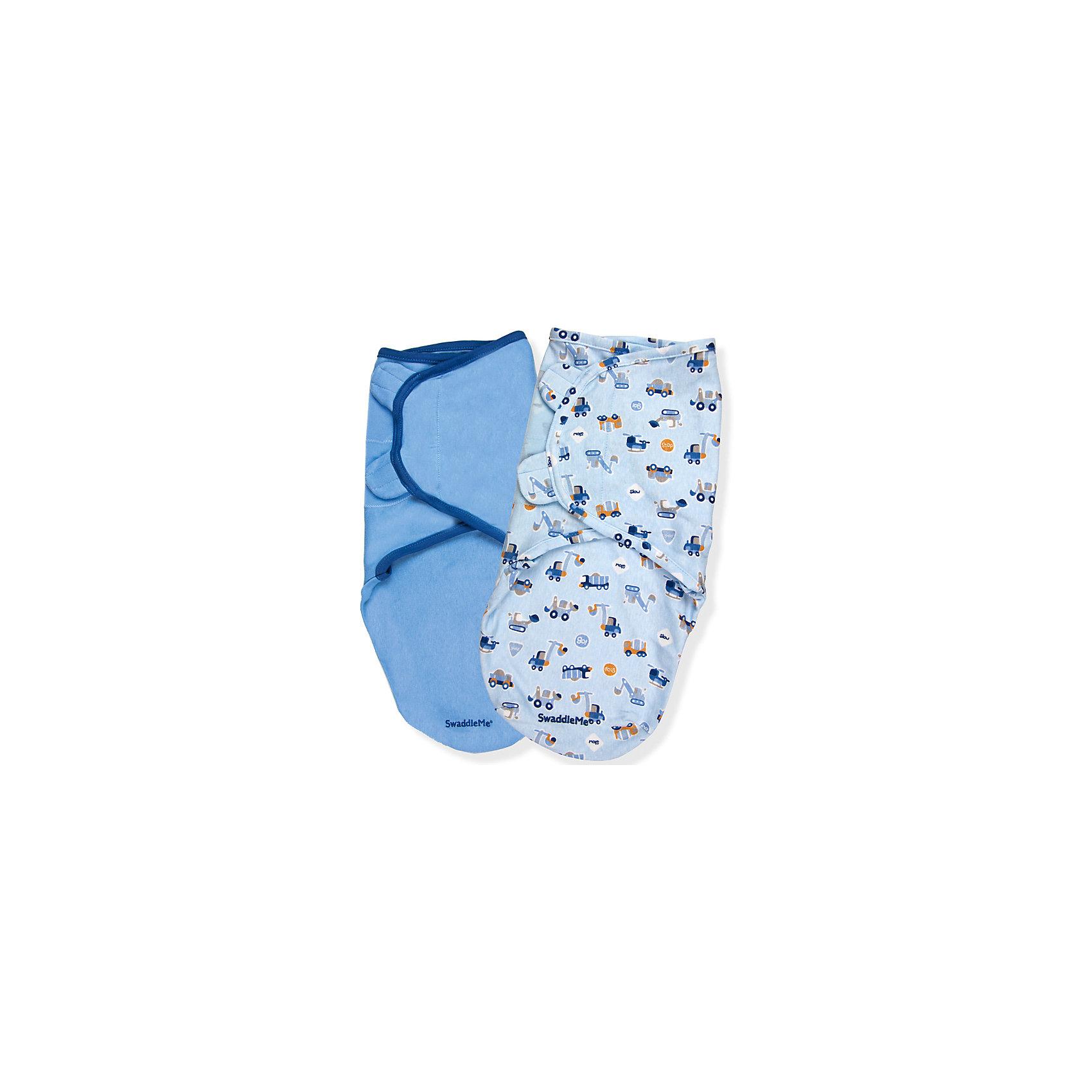 Конверт для пеленания на липучке, SWADDLEME®, р-р S/M, 2 шт., транспортМягко облегая, конверт не ограничивает движение ребенка, и в тоже время помогает снизить рефлекс внезапного вздрагивания, благодаря этому сон малыша и родителей будет более крепким.<br>Регулируемые крылья для закрытия конверта сделаны таким образом, что даже самый активный ребенок не сможет распеленаться во время сна.<br>Объятия крыльев регулируются по мере роста ребенка.<br>Конверт можно открыть в области ног малыша для легкой смены подгузников - нет необходимости разворачивать детские ручки.<br>Состав: хлопок и нити эластана<br>Длина конверта: 50 см (размер S/M)<br>Подходит для малышей среднего размера от 3 до 7 кг<br><br>Ширина мм: 150<br>Глубина мм: 235<br>Высота мм: 40<br>Вес г: 340<br>Возраст от месяцев: 0<br>Возраст до месяцев: 6<br>Пол: Мужской<br>Возраст: Детский<br>SKU: 4331800