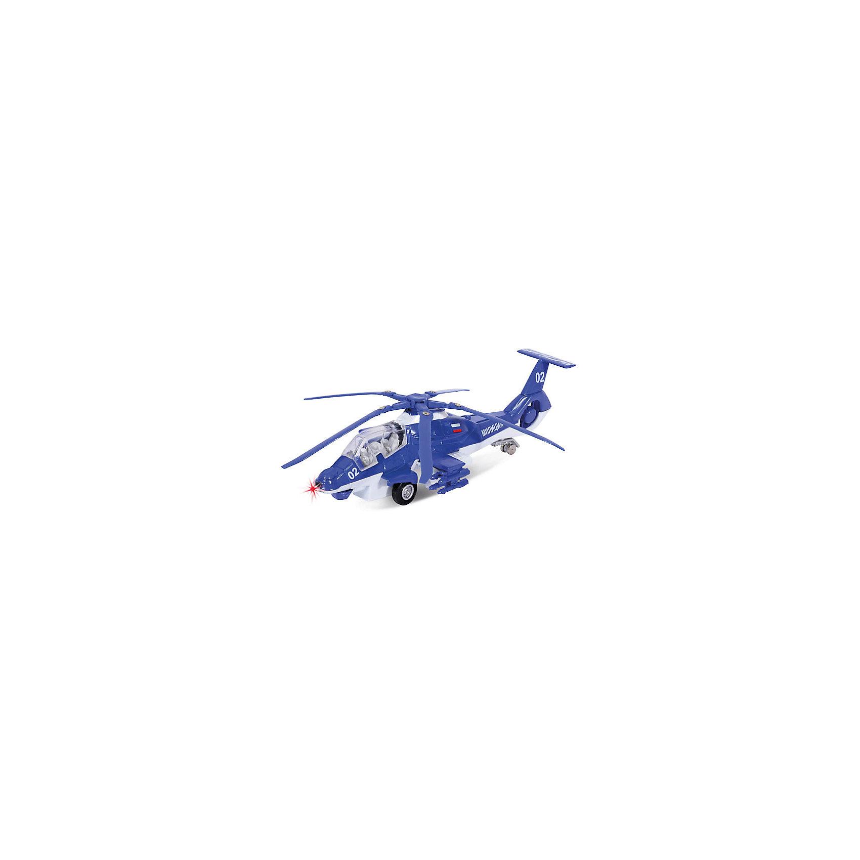 Инерционный вертолет Полиция,1:43, со  светом и звуком, ТЕХНОПАРКПолицейский вертолет обязательно понравится мальчишкам! Игрушка прекрасно детализирована и реалистично раскрашена. Световые и звуковые эффекты, встроенный инерционный механизм сделают игру еще более реалистичной и интересной. Вертолет изготовлен из высококачественного экологичного пластика безопасного для детей. <br><br>Дополнительная информация:<br><br>- Материал: пластик. <br>- Размер упаковки: 29 х 15 х 10 см.<br>- Масштаб: 1:43.<br>- Световые, звуковые эффекты.<br>- Инерционный механизм. <br>- Элемент питания: батарейки (в комплекте).<br><br>Инерционный вертолет Полиция,1:43, со  светом и звуком, ТЕХНОПАРК, можно купить в нашем магазине.<br><br>Ширина мм: 280<br>Глубина мм: 140<br>Высота мм: 90<br>Вес г: 280<br>Возраст от месяцев: 36<br>Возраст до месяцев: 144<br>Пол: Мужской<br>Возраст: Детский<br>SKU: 4334889