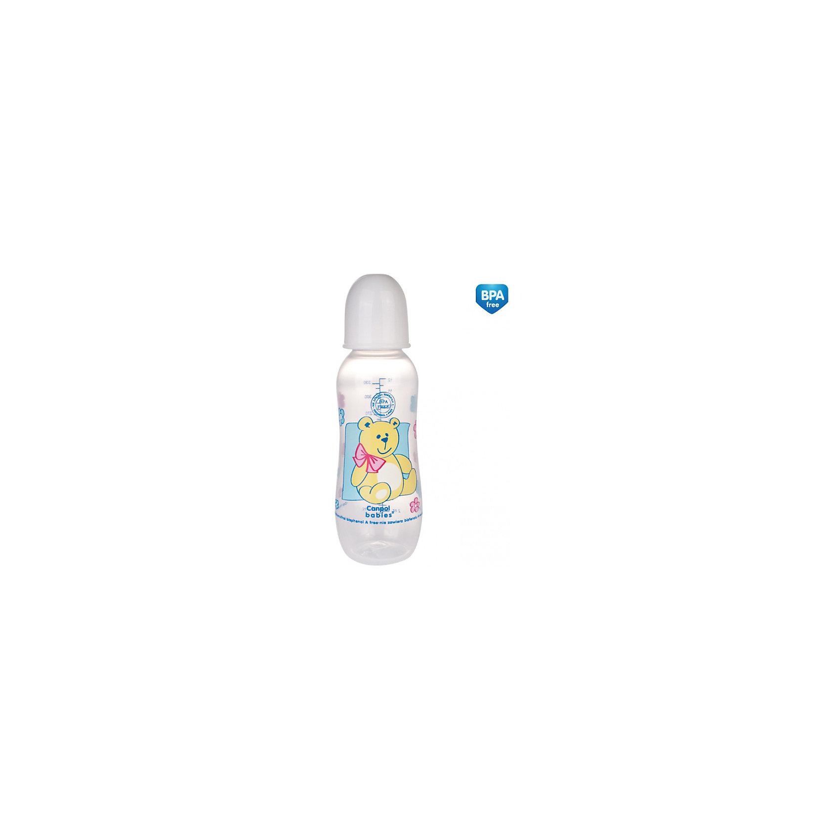 Canpol Babies Бутылочка с 0 мес., Canpol Babies, 330 мл., виброплатформы для похудения в алматы в интернет магазине
