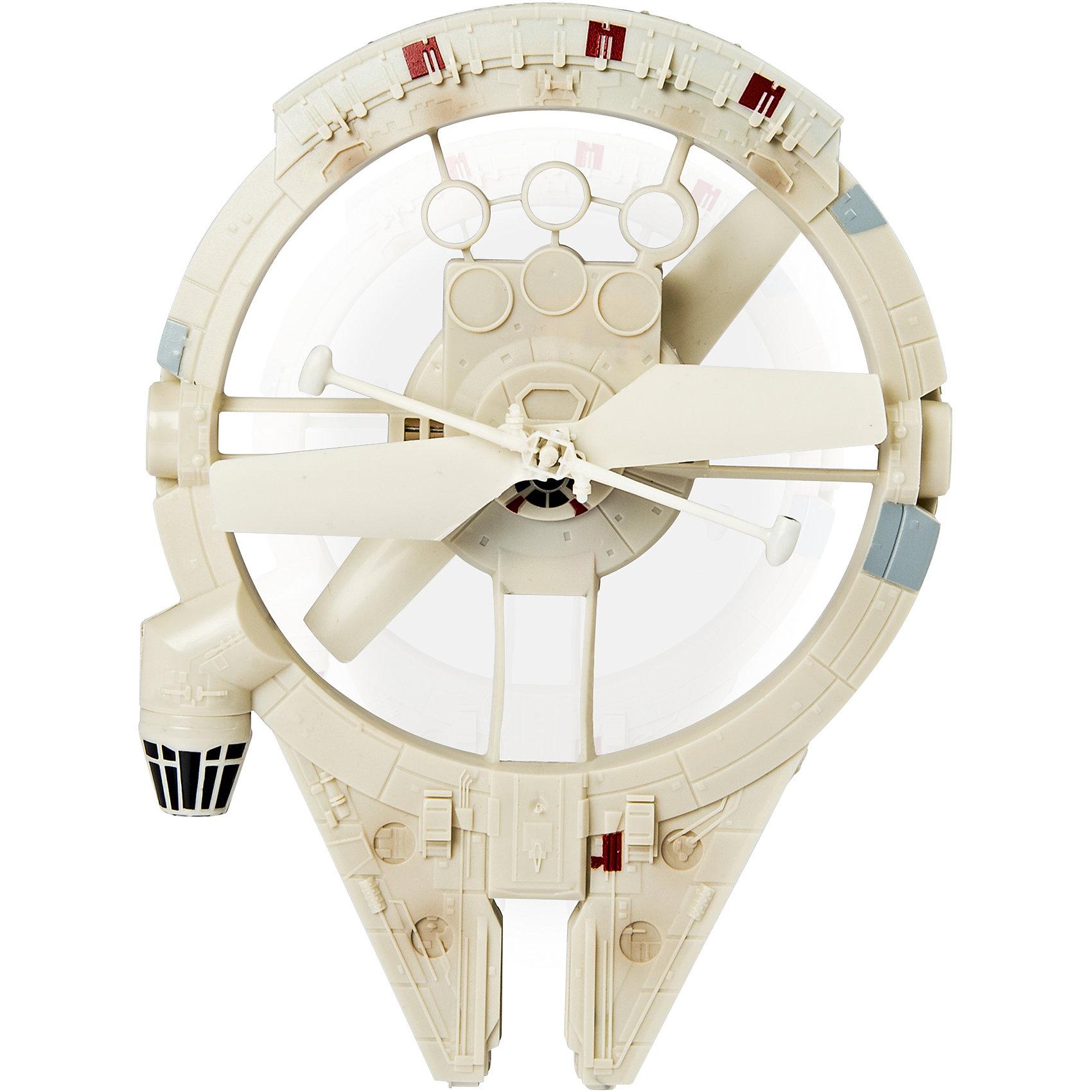 """Игрушка """"Летающий Сокол тысячелетия"""", на р/у, Звездные войны, Spinmaster от myToys"""