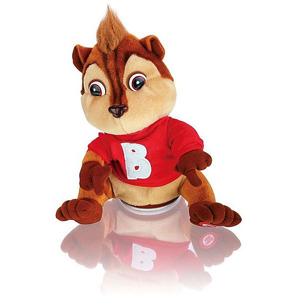 Интерактивная игрушка Музыкальный Бурундук, 24 см, MioshiМягкие игрушки животные<br>Интерактивная игрушка Музыкальный Бурундук, 24 см, Mioshi (Миоши)<br><br>Характеристики:<br><br>• умеет танцевать и двигать головой<br>• приятен на ощупь<br>• материал: текстиль, мех<br>• размер упаковки: 17х17х26 см<br>• вес: 300 грамм<br><br>Забавный бурундук поднимет настроение вашему малышу. Нажмите игрушке на лапку - она начнет весело двигаться под музыку и забавно двигать головой. Бурундук приятен на ощупь, имеет приятный окрас и яркий свитер. Такая интересная игрушка подарит море положительных эмоций ребенку!<br><br>Интерактивную игрушку Музыкальный Бурундук, 24 см, Mioshi (Миоши) вы можете купить в нашем интернет-магазине.<br><br>Ширина мм: 170<br>Глубина мм: 170<br>Высота мм: 260<br>Вес г: 426<br>Возраст от месяцев: 36<br>Возраст до месяцев: 72<br>Пол: Унисекс<br>Возраст: Детский<br>SKU: 4342828