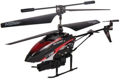 Вертолет -штурмовик Blazer , с гироскопом, д/у, 22 см, MioshiTech фото-1