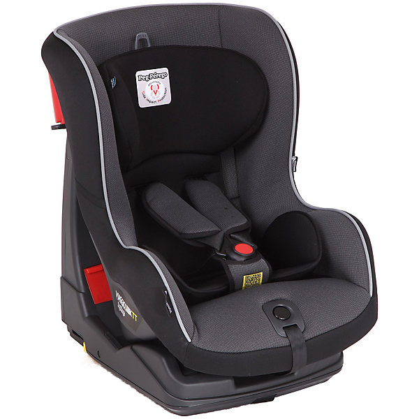 Автокресло Peg Perego Viaggio1 Duo-Fix TT, 9-18 кг, BlackГруппа 1 (от 9 до 18 кг)<br>Автокресло Viaggio Duo-Fix, Peg Perego (Пег-Перего) - комфортная надежная модель, которая сделает поездку Вашего ребенка приятной и безопасной. Сиденье кресла с мягкой анатомической подушкой и регулируемым подголовником обеспечивает комфорт во время длительных поездок. По мере подрастания ребенка подушку можно убрать, увеличив тем самым размер сиденья. Наклон спинки можно регулировать в 4 положениях, что позволяет выбрать наиболее удобное для ребенка. Кресло оснащено регулируемыми 5-точечными ремнями безопасности с мягкими плечевыми накладками и централизованной регулировкой натяжения. <br><br>Усиленная боковая защита убережёт ребёнка от серьезных травм. Автокресло устанавливается лицом вперед, по ходу движения автомобиля с помощью штатных ремней безопасности или с помощью универсальной базы Isofix 0+1 (не входит в комплект). Обивка кресла изготовлена из высококачественных материалов, тканевые гипоаллергенные чехлы снимаются для чистки или стирки. Автокресло имеет стандарт безопасности ECE R 44/04. Рассчитано на детей от 1 года до 4 лет, весом 9-18 кг.<br><br>Дополнительная информация:<br><br>- Цвет: черный. <br>- Материал: текстиль, пластик.<br>- Возраст: 1-4 года (9-18 кг.)<br>- Размер: 65,5 х 55 х 45 см. <br>- Вес: 13 кг.<br><br>Автокресло Viaggio Duo-Fix, 9-18 кг., Peg Perego (Пег-Перего), черный, можно купить в нашем интернет-магазине.<br><br>Ширина мм: 500<br>Глубина мм: 830<br>Высота мм: 700<br>Вес г: 13000<br>Цвет: черный<br>Возраст от месяцев: 12<br>Возраст до месяцев: 48<br>Пол: Унисекс<br>Возраст: Детский<br>SKU: 4347280