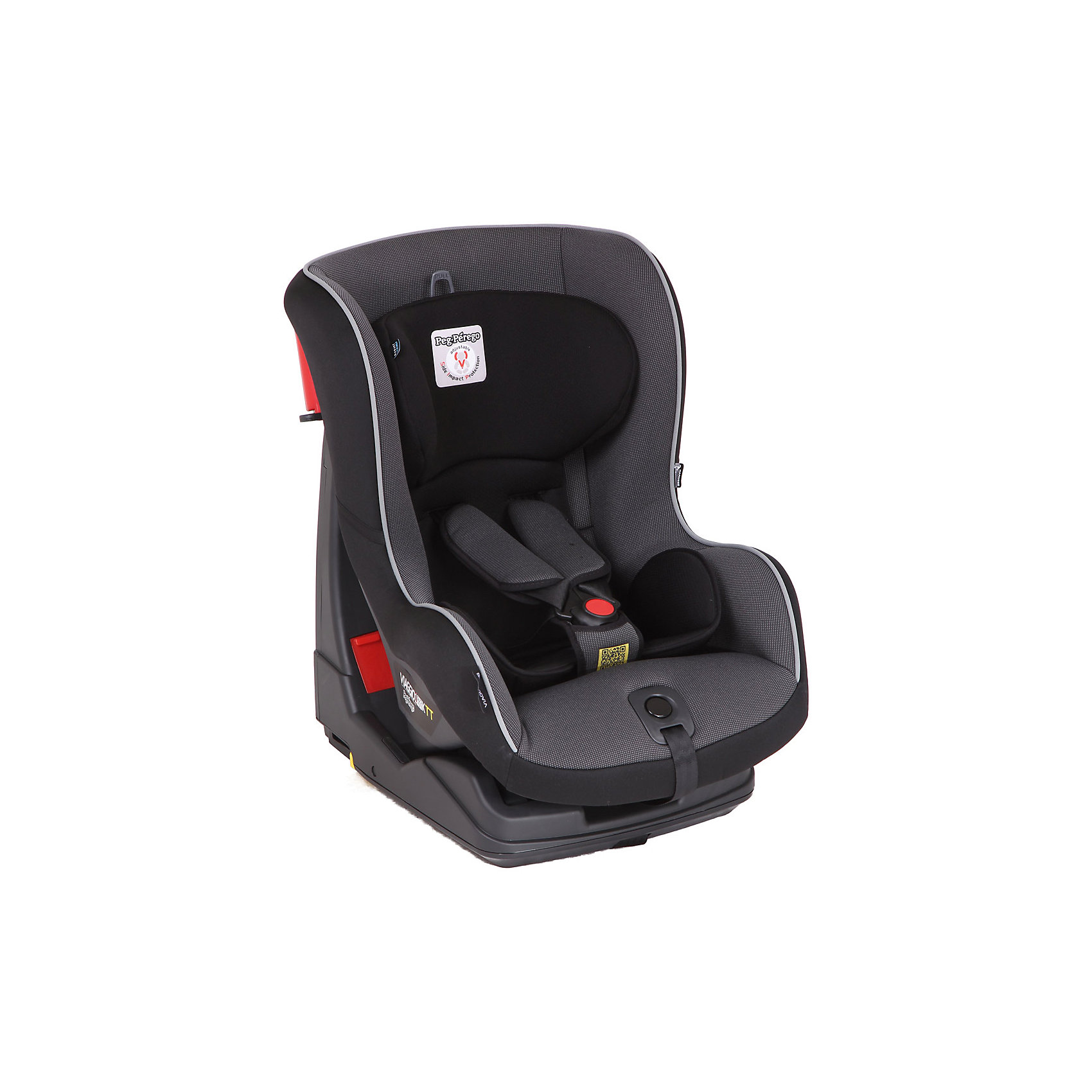 Автокресло Peg Perego Viaggio1 Duo-Fix TT, 9-18 кг, Black