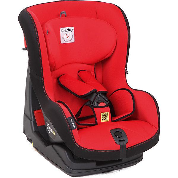 Автокресло Peg Perego Viaggio Duo-Fix, 9-18 кг, красныйАвтокресла с креплением Isofix<br>Автокресло Viaggio Duo-Fix, Peg Perego (Пег-Перего) - комфортная надежная модель, которая сделает поездку Вашего ребенка приятной и безопасной. Сиденье кресла с мягкой анатомической подушкой и регулируемым подголовником обеспечивает комфорт во время длительных поездок. По мере подрастания ребенка подушку можно убрать, увеличив тем самым размер сиденья. Наклон спинки можно регулировать в 4 положениях, что позволяет выбрать наиболее удобное для ребенка. Кресло оснащено регулируемыми 5-точечными ремнями безопасности с мягкими плечевыми накладками и централизованной регулировкой натяжения. <br><br>Усиленная боковая защита убережёт ребёнка от серьезных травм. Автокресло устанавливается лицом вперед, по ходу движения автомобиля с помощью штатных ремней безопасности или с помощью универсальной базы Isofix 0+1 (не входит в комплект). Обивка кресла изготовлена из высококачественных материалов, тканевые гипоаллергенные чехлы снимаются для чистки или стирки. Автокресло имеет стандарт безопасности ECE R 44/04. Рассчитано на детей от 1 года до 4 лет, весом 9-18 кг.<br><br>Дополнительная информация:<br><br>- Цвет: красный. <br>- Материал: текстиль, пластик.<br>- Возраст: 1-4 года (9-18 кг.)<br>- Размер: 65,5 х 55 х 45 см. <br>- Вес: 13 кг.<br><br>Автокресло Viaggio Duo-Fix, 9-18 кг., Peg Perego (Пег-Перего), красный, можно купить в нашем интернет-магазине.<br><br>Ширина мм: 960<br>Глубина мм: 700<br>Высота мм: 500<br>Вес г: 13000<br>Цвет: красный<br>Возраст от месяцев: 9<br>Возраст до месяцев: 48<br>Пол: Унисекс<br>Возраст: Детский<br>SKU: 4347281