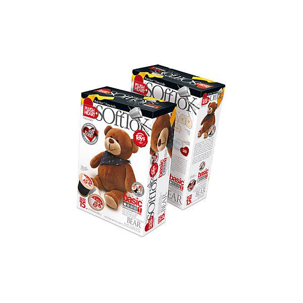 Плюшевое сердце МишкаШитьё<br>Плюшевое сердце Мишка, Фантазер - увлекательный набор для творчества, который позволит Вашему ребенку создать своими руками оригинальную мягкую игрушку. В комплекте Вы найдете все готовые детали кроя, которые надо сшить, согласно инструкции. Синтепоновая набивка и пластмассовые гранулы придадут игрушке объем и устойчивость, а плюшевое сердце оживит ее. Результатом творчества станет очаровательный мишка, которая обязательно порадует Вашего ребенка. В комплект также входит дополнительный аксессуар - бандана, которой можно украсить игрушку.<br><br>Дополнительная информация:<br><br>- В комплекте: пошитая голова игрушки, лапы, элементы туловища и хвост, синтепоновая набивка, мешочек с пластмассовыми гранулами, Плюшевое сердце, инструкция.<br>- Материал: синтепон, искусственный мех, полигранулы.<br>- Размер готовой игрушки: 15 см.<br>- Размер упаковки: 22,5 x 15,5 x 7 см. <br>- Вес: 0,2 кг.<br><br>Набор для творчества Плюшевое сердце Мишка, Фантазер, можно купить в нашем интернет-магазине.<br><br>Ширина мм: 155<br>Глубина мм: 70<br>Высота мм: 225<br>Вес г: 200<br>Возраст от месяцев: 84<br>Возраст до месяцев: 2147483647<br>Пол: Унисекс<br>Возраст: Детский<br>SKU: 4347419