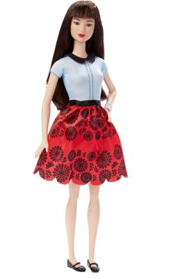 Mattel Кукла Игра с модой, Barbie