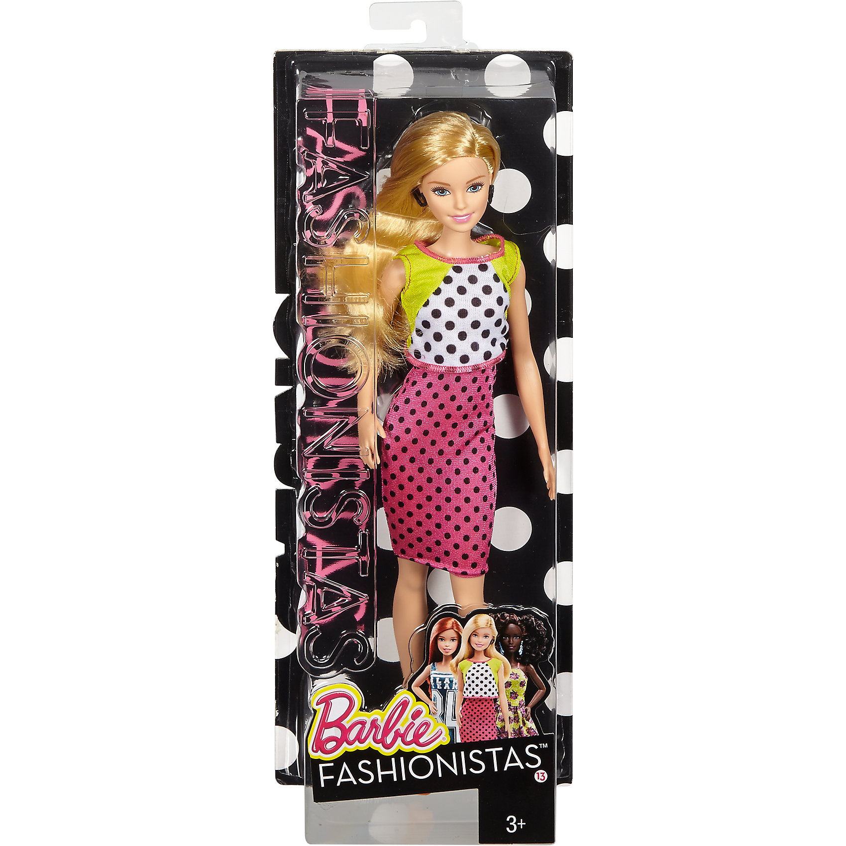 Кукла  Игра с модой, Barbie от myToys