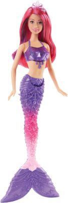 Mattel Кукла Jewels из серии Радужная русалочка , Barbie