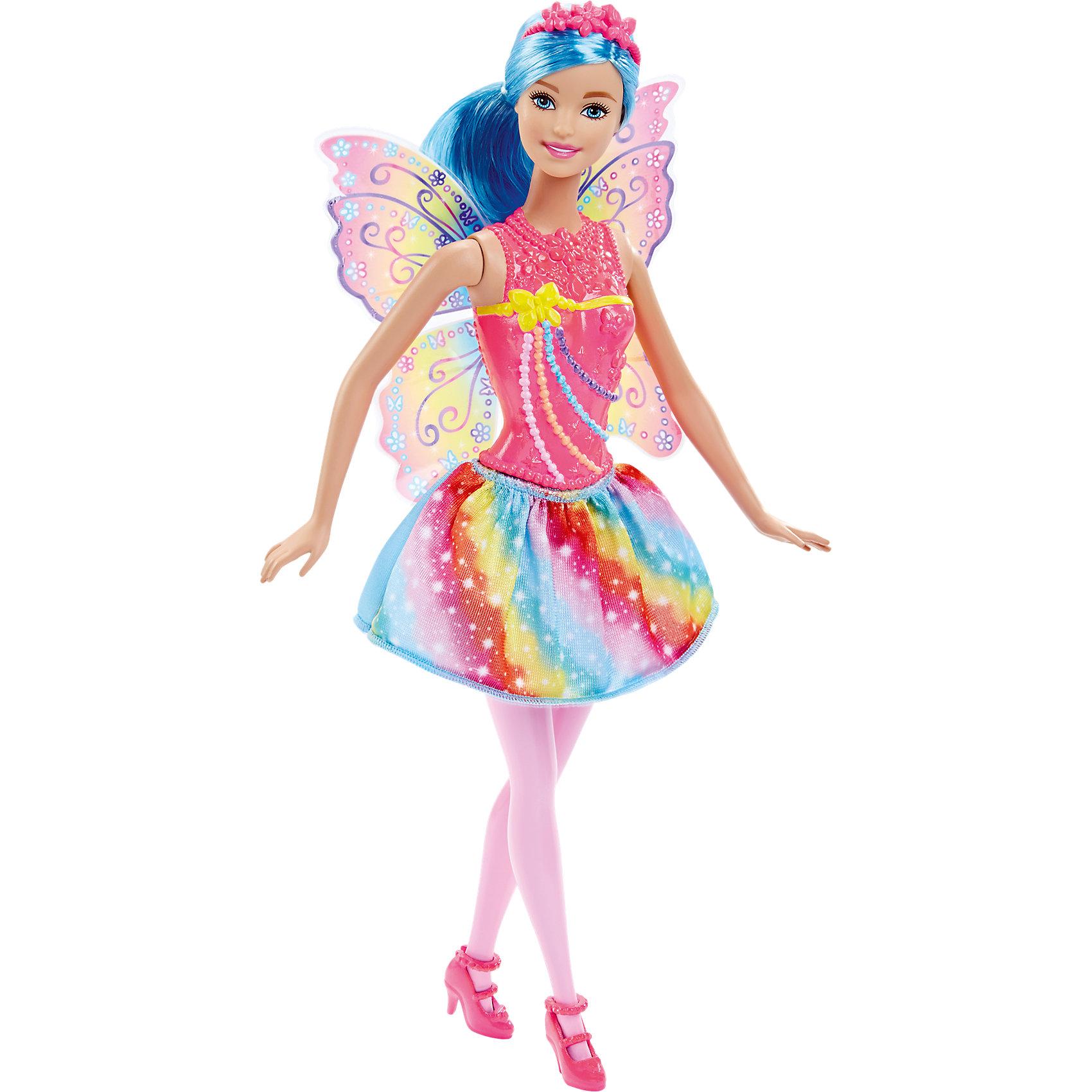 Радужная кукла-фея Rainbow, Barbie