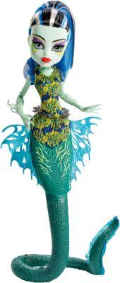 Mattel Кукла Френки Штейн Большой Кошмарный Риф , Monster High