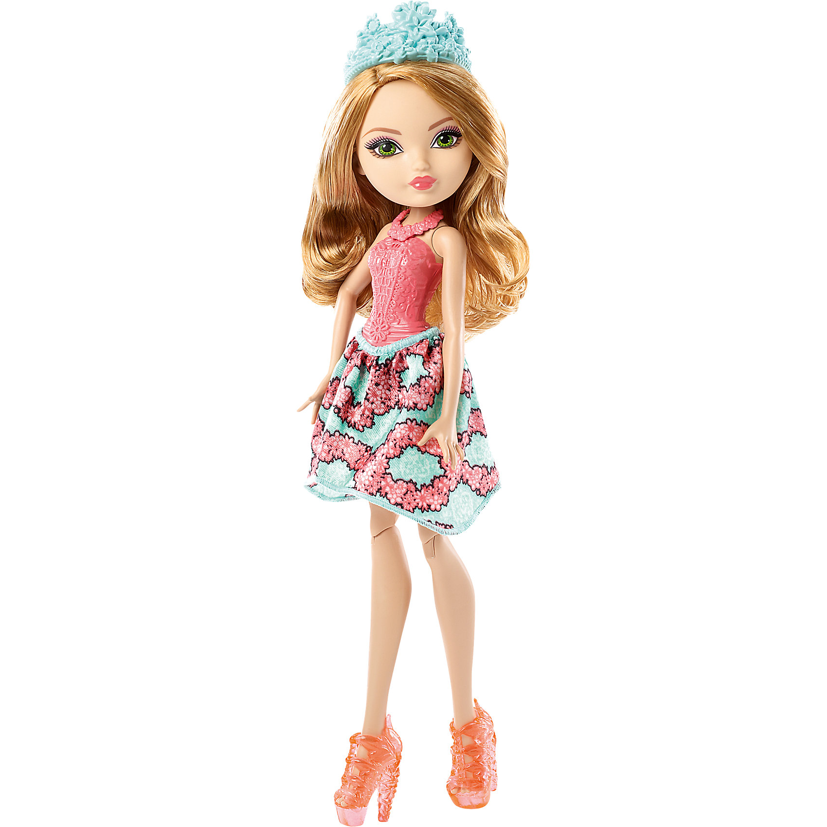 Mattel Кукла Эшлин Элла,  Ever After High ever after high главные герои эшлин элла dlb34 dlb37