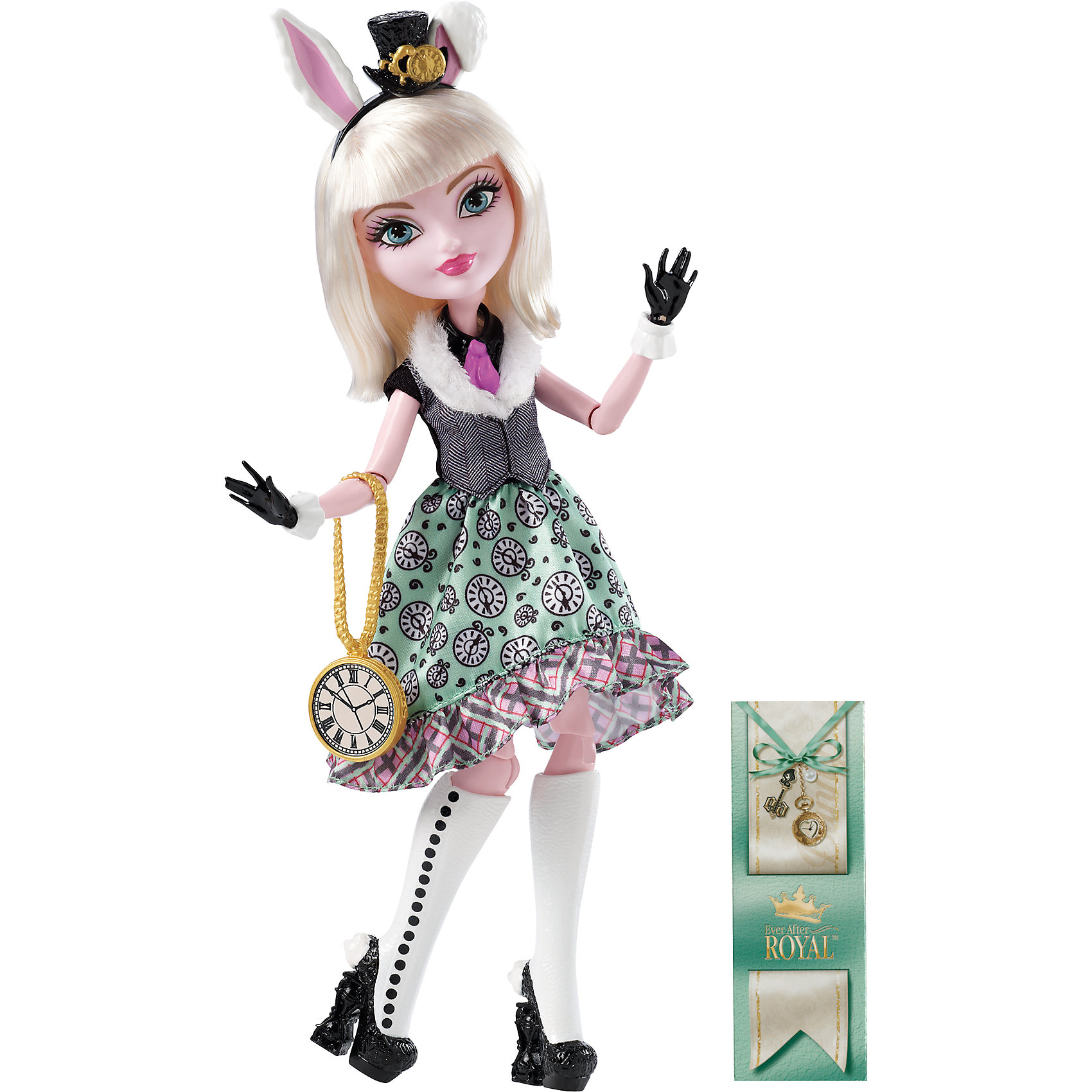 Mattel Кукла Банни Бланк, Ever After High mattel ever after high bbd44 чериз худ